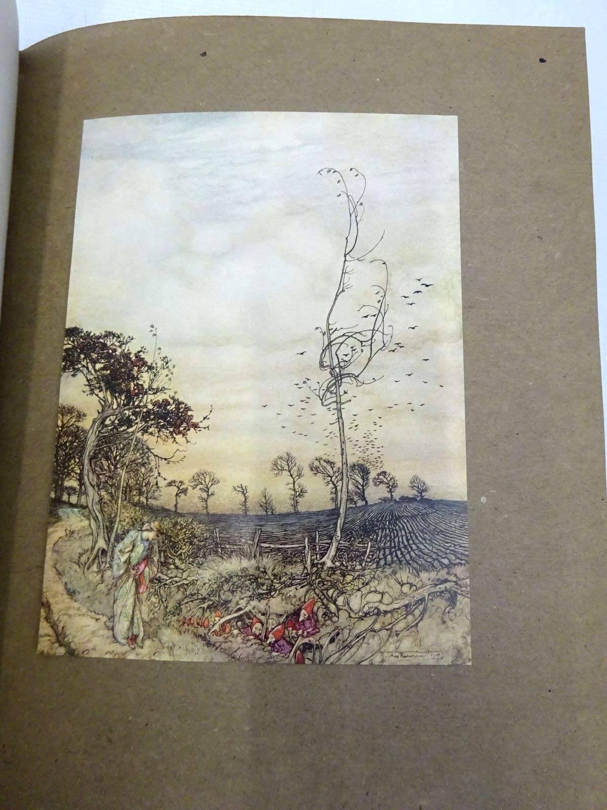 Photo of ARTHUR RACKHAM'S BOOK OF PICTURES illustrated by Rackham, Arthur published by William Heinemann (STOCK CODE: 2128582)  for sale by Stella & Rose's Books