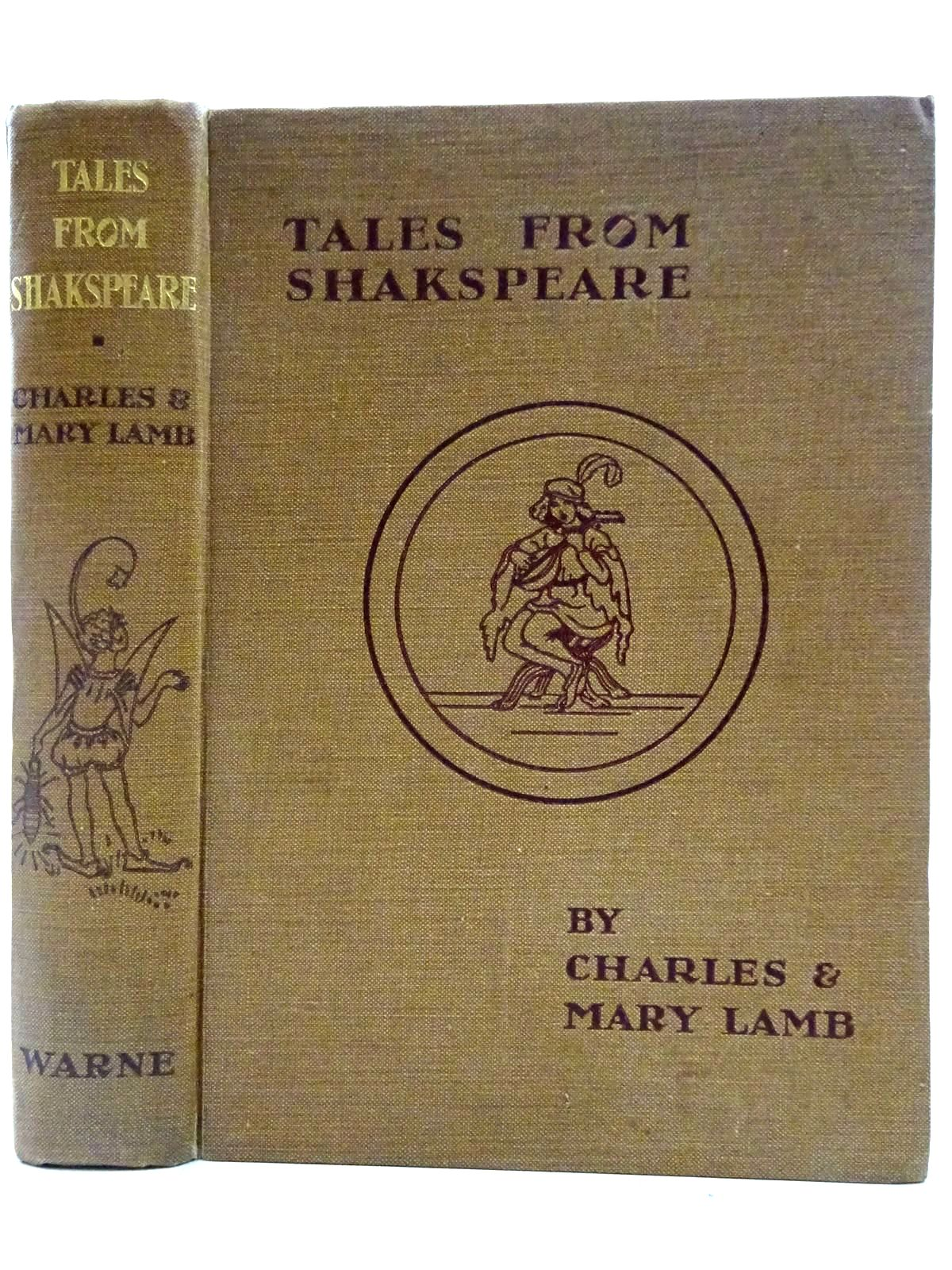 Photo of TALES FROM SHAKESPEARE written by Lamb, Charles<br />Lamb, Mary<br />Shakespeare, William illustrated by Pape, Frank C. published by Frederick Warne & Co Ltd. (STOCK CODE: 2128610)  for sale by Stella & Rose's Books