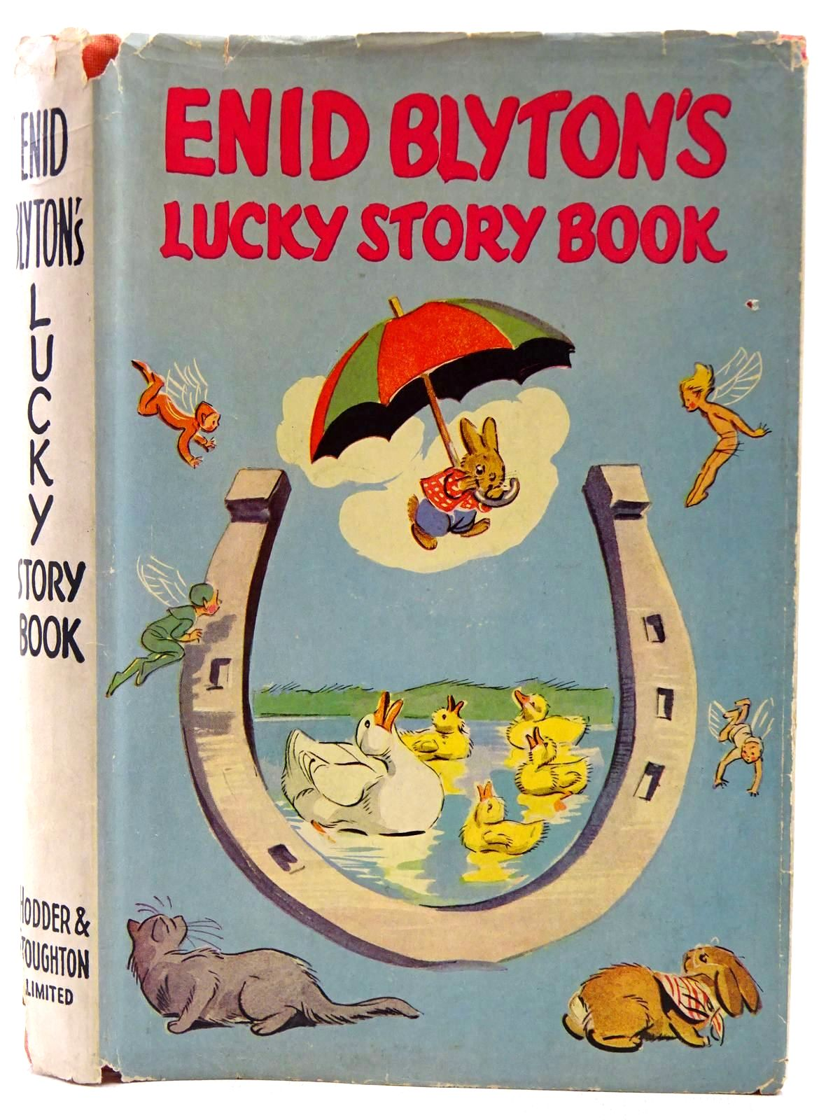 Photo of ENID BLYTON'S LUCKY STORY BOOK