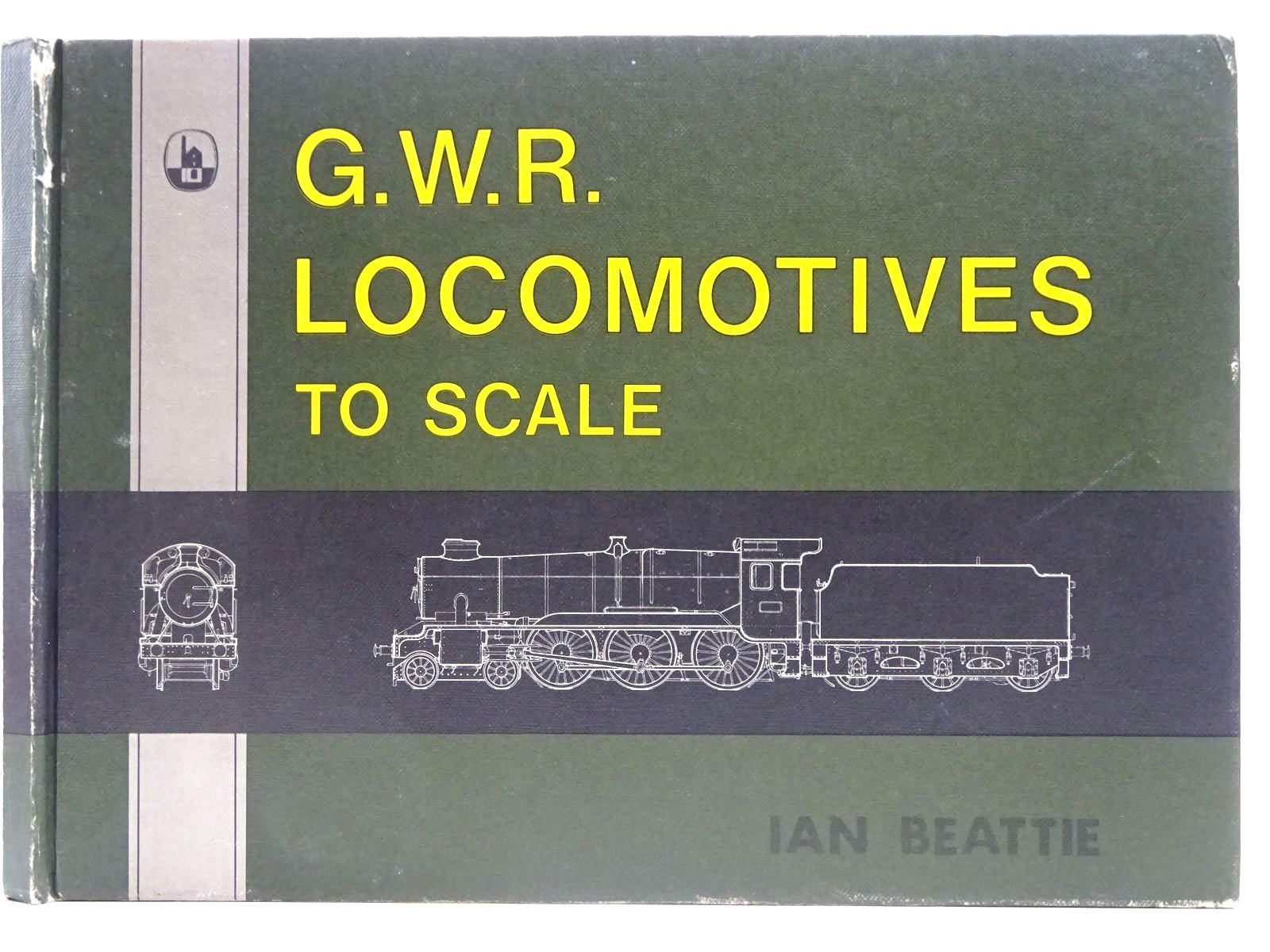 Photo of G.W.R. LOCOMOTIVES TO SCALE written by Beattie, Ian published by D. Bradford Barton (STOCK CODE: 2128670)  for sale by Stella & Rose's Books