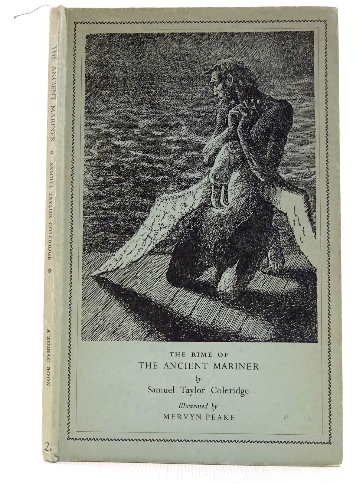 Photo of THE RIME OF THE ANCIENT MARINER