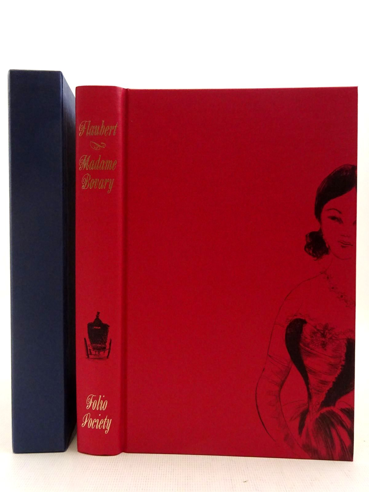 Photo of MADAME BOVARY written by Flaubert, Gustave illustrated by Sala, Grau published by Folio Society (STOCK CODE: 2128749)  for sale by Stella & Rose's Books