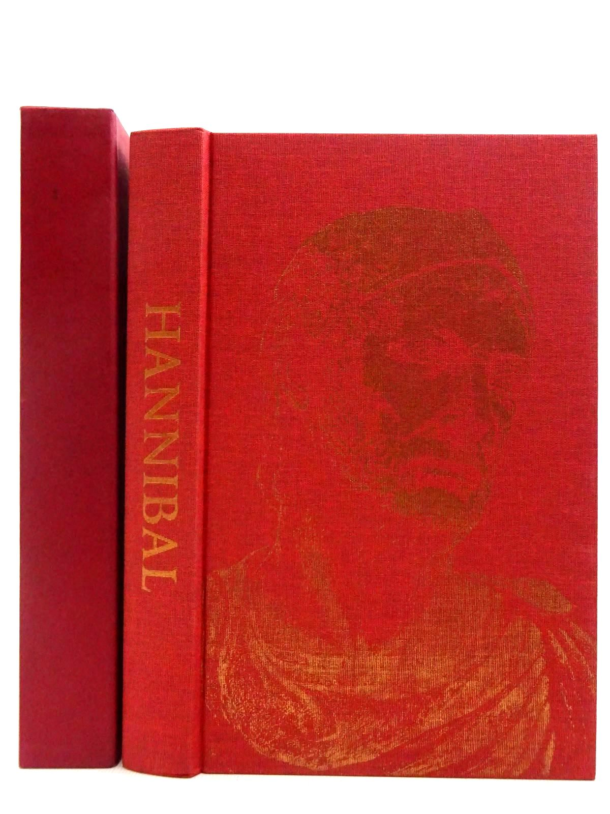 Photo of HANNIBAL written by Bradford, Ernle published by Folio Society (STOCK CODE: 2128752)  for sale by Stella & Rose's Books