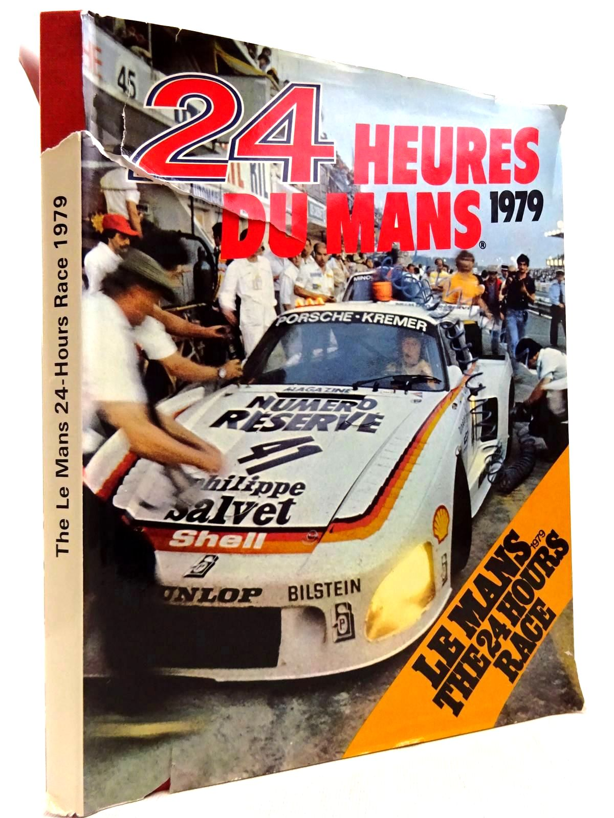 Photo of 24 HEURES DU MANS 1979 written by Teissedre, Jean-Marc<br />Moity, Christian published by Publi-Inter (STOCK CODE: 2128757)  for sale by Stella & Rose's Books