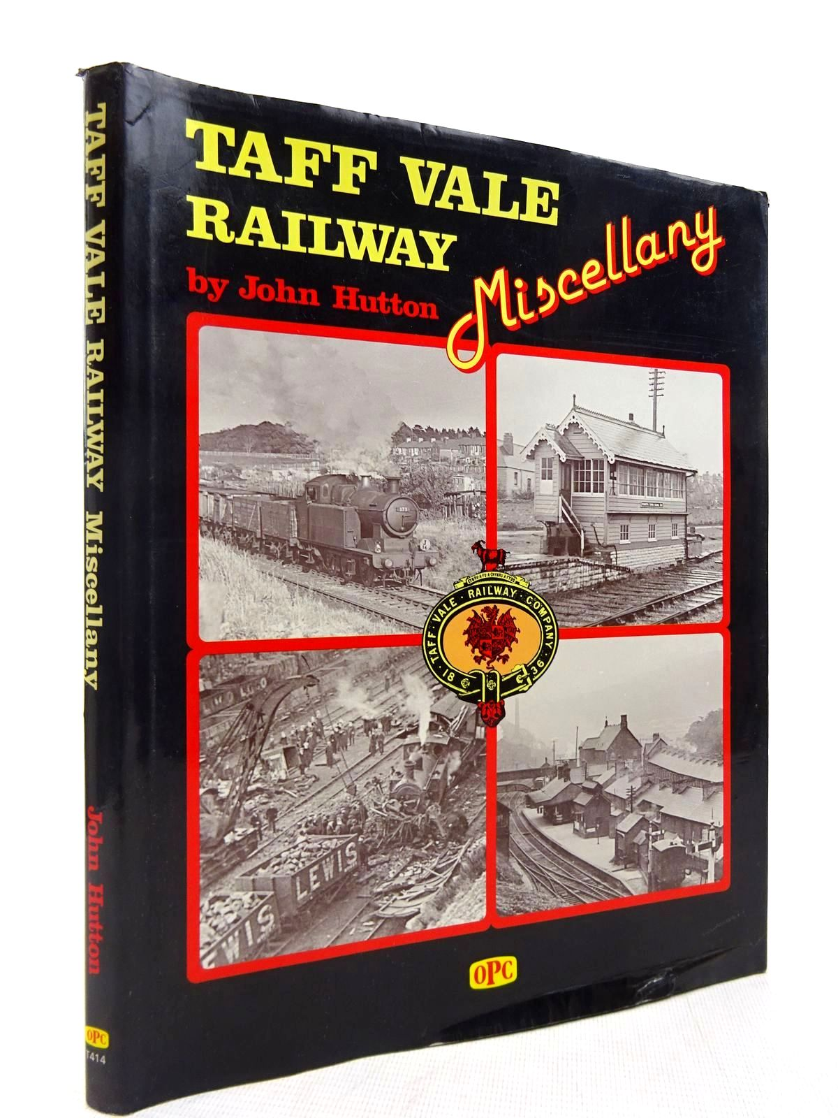 Photo of TAFF VALE RAILWAY MISCELLANY written by Hutton, John published by Haynes, Oxford Publishing Co (STOCK CODE: 2128760)  for sale by Stella & Rose's Books