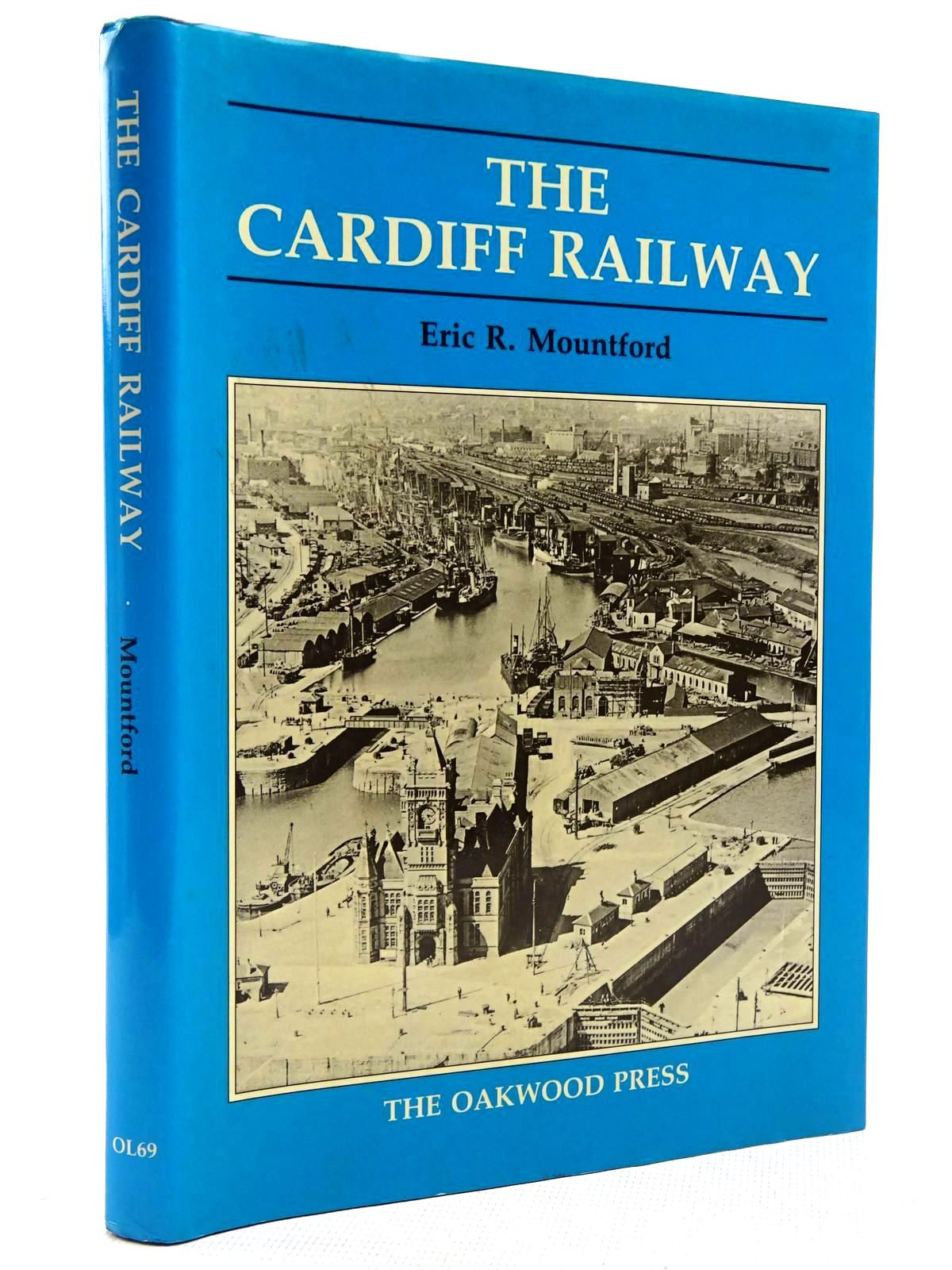 Photo of THE CARDIFF RAILWAY written by Mountford, Eric R. published by The Oakwood Press (STOCK CODE: 2128785)  for sale by Stella & Rose's Books