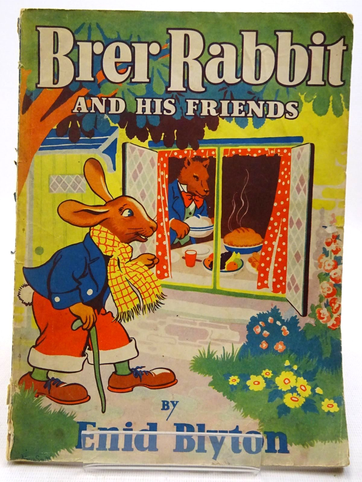 Photo of BRER RABBIT AND HIS FRIENDS written by Blyton, Enid illustrated by Oxley,  published by J. Coker & Co. Ltd. (STOCK CODE: 2128862)  for sale by Stella & Rose's Books
