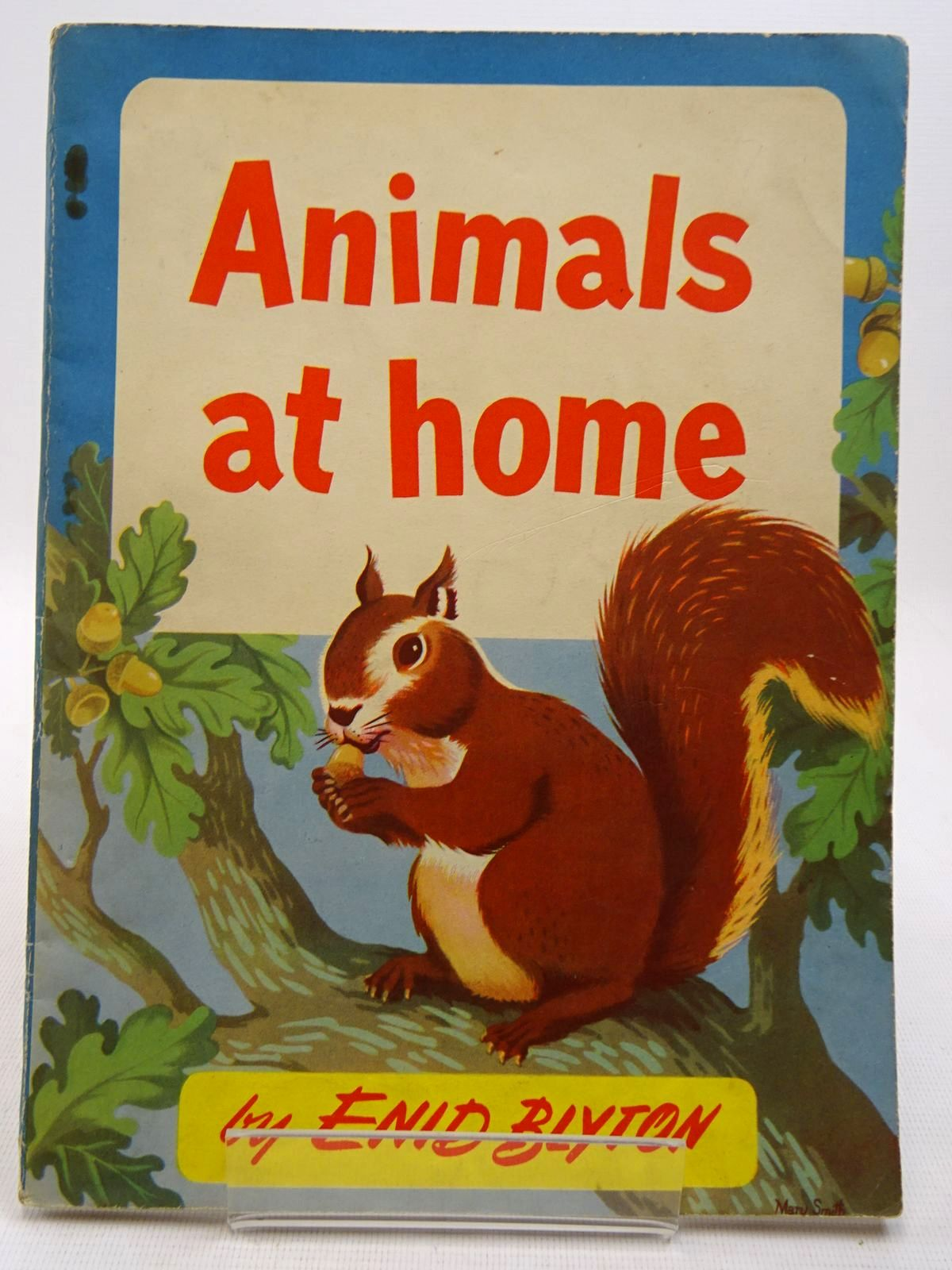 Photo of ANIMALS AT HOME written by Blyton, Enid published by J. Coker & Co. Ltd. (STOCK CODE: 2128863)  for sale by Stella & Rose's Books