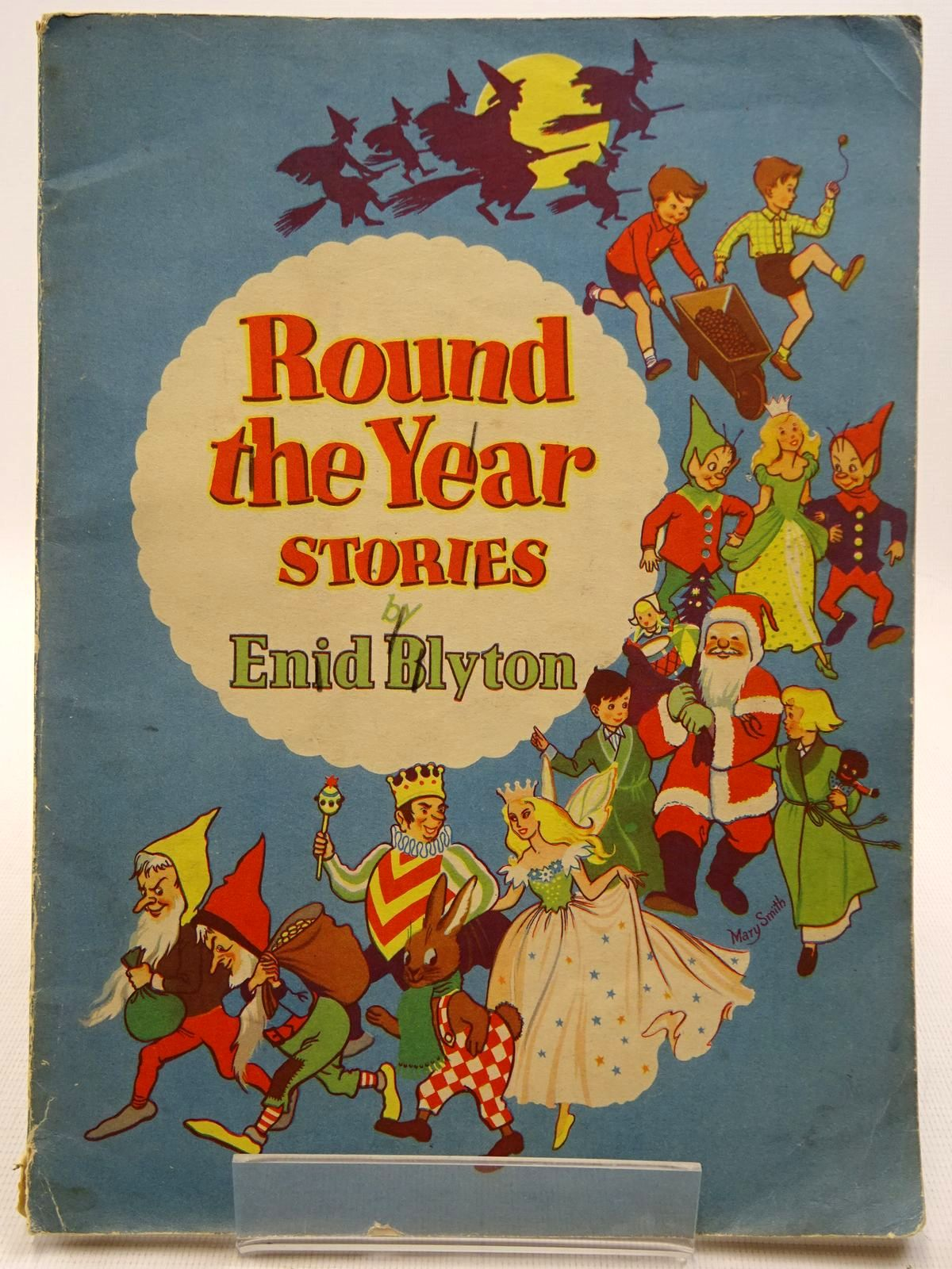 Photo of ROUND THE YEAR STORIES written by Blyton, Enid published by J. Coker & Co. Ltd. (STOCK CODE: 2128867)  for sale by Stella & Rose's Books