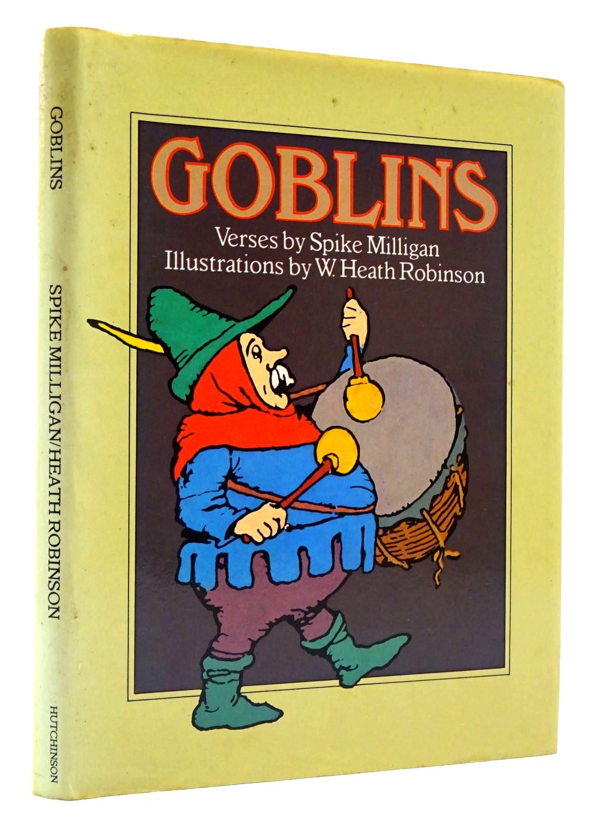 Photo of GOBLINS written by Milligan, Spike illustrated by Robinson, W. Heath published by Hutchinson & Co. Ltd (STOCK CODE: 2128874)  for sale by Stella & Rose's Books