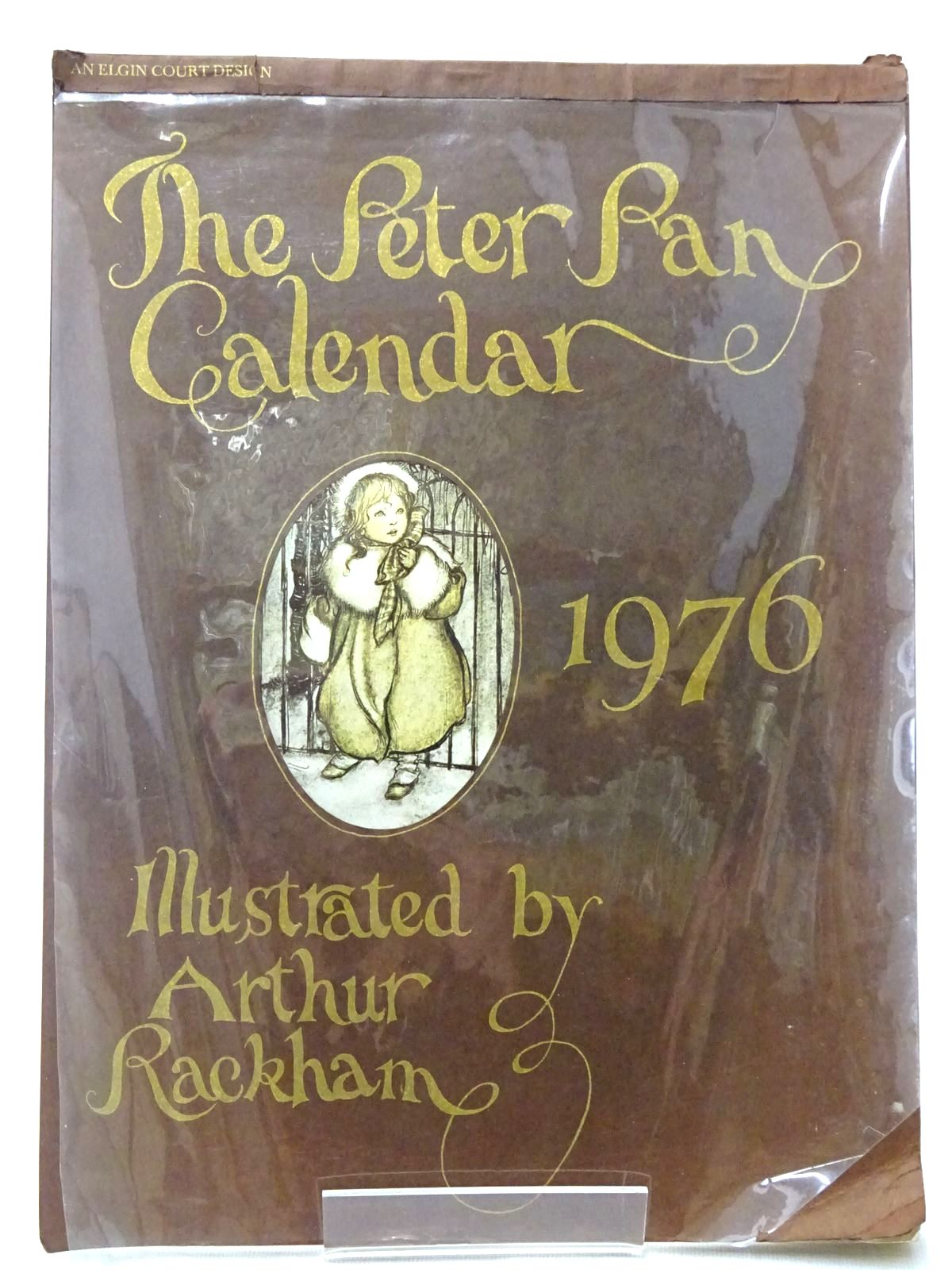 Photo of THE PETER PAN CALENDAR 1976 illustrated by Rackham, Arthur (STOCK CODE: 2128891)  for sale by Stella & Rose's Books