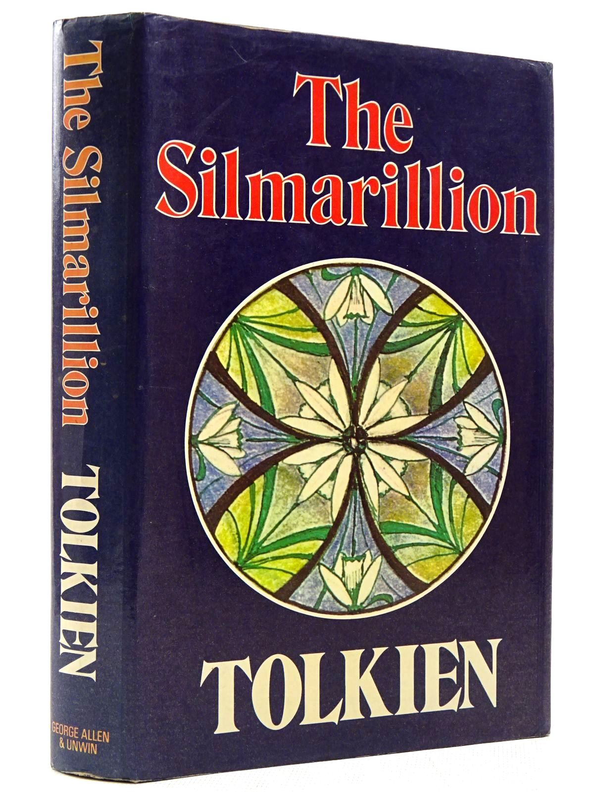Photo of THE SILMARILLION written by Tolkien, J.R.R.<br />Tolkien, Christopher published by George Allen & Unwin (STOCK CODE: 2128902)  for sale by Stella & Rose's Books