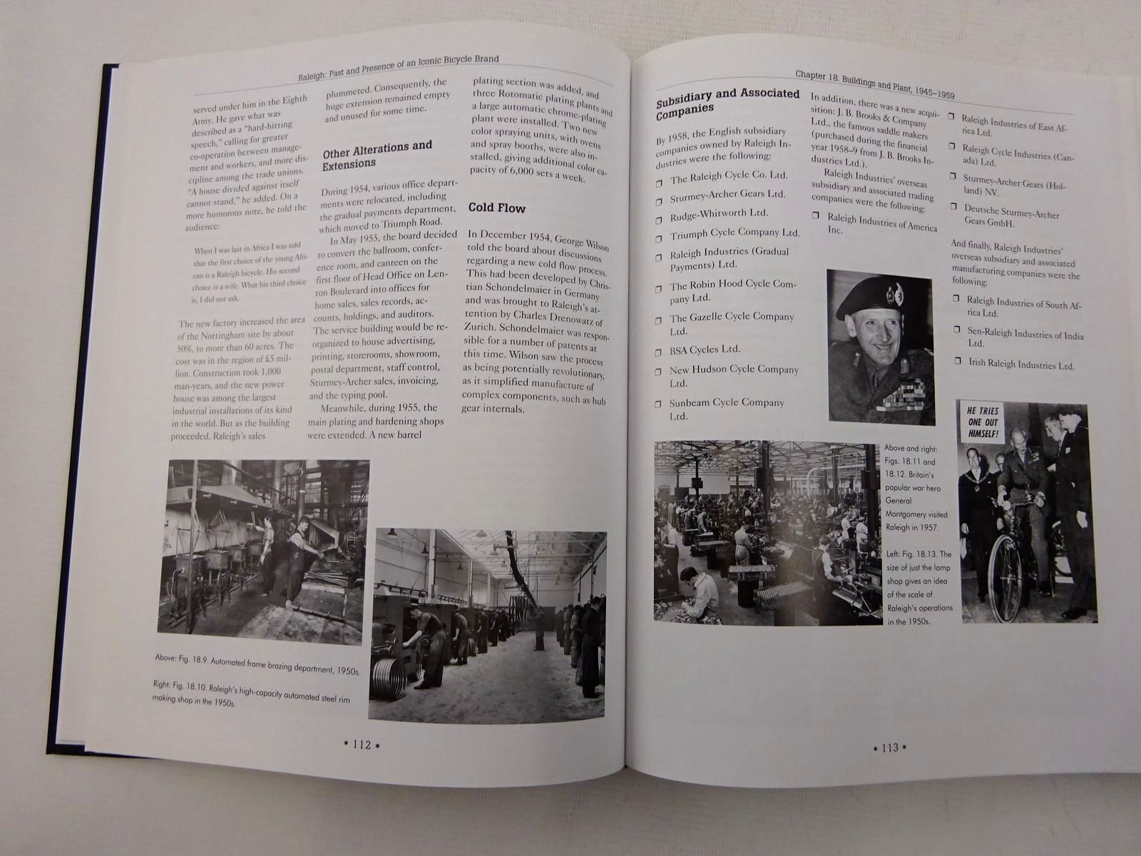 Photo of RALEIGH PAST AND PRESENCE OF AN ICONIC BICYCLE BRAND written by Hadland, Tony<br />et al, published by Cycle Publishing (STOCK CODE: 2128948)  for sale by Stella & Rose's Books