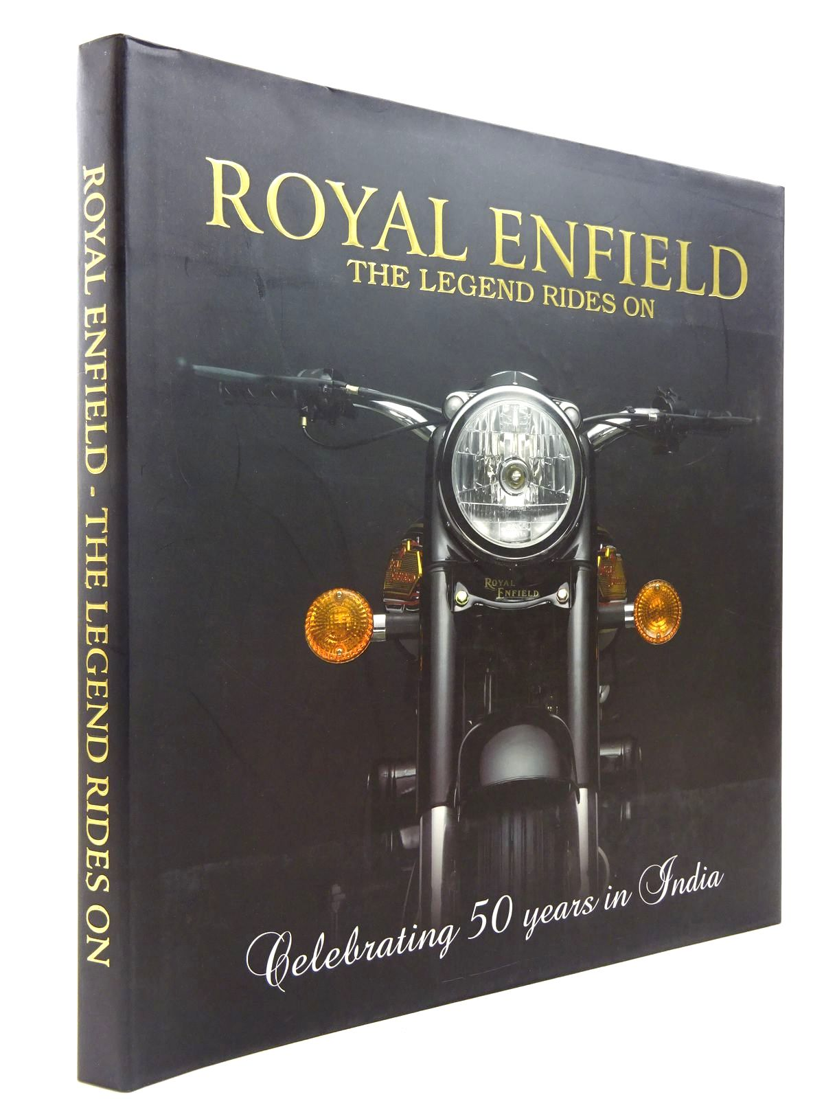 Photo of ROYAL ENFIELD THE LEGEND RIDES ON written by May, Gordon G. published by Royal Enfield (STOCK CODE: 2128955)  for sale by Stella & Rose's Books