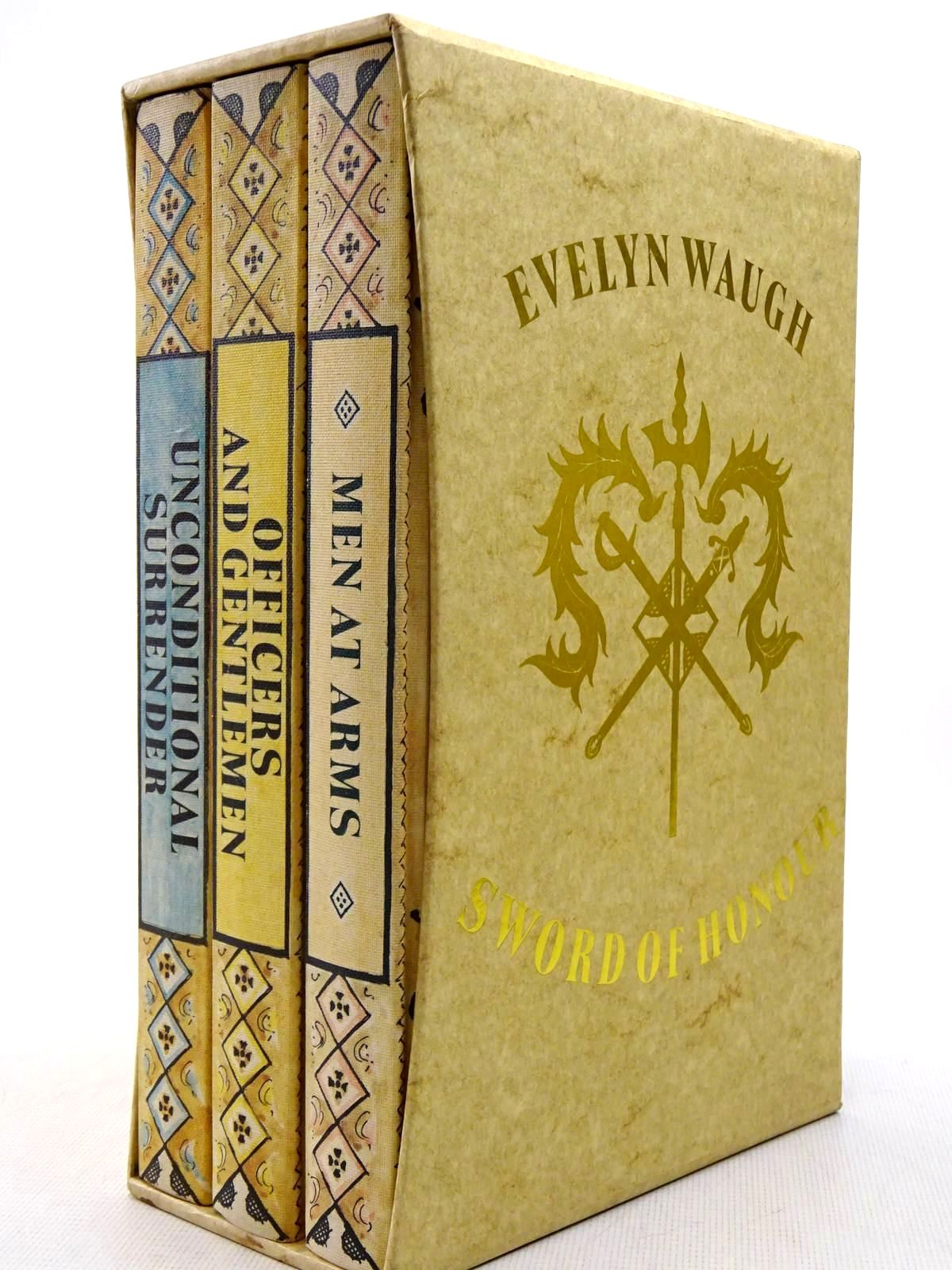 Photo of SWORD OF HONOUR written by Waugh, Evelyn published by Folio Society (STOCK CODE: 2128967)  for sale by Stella & Rose's Books