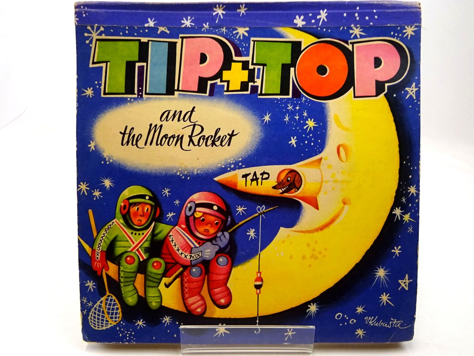 Photo of TIP + TOP AND THE MOON ROCKET