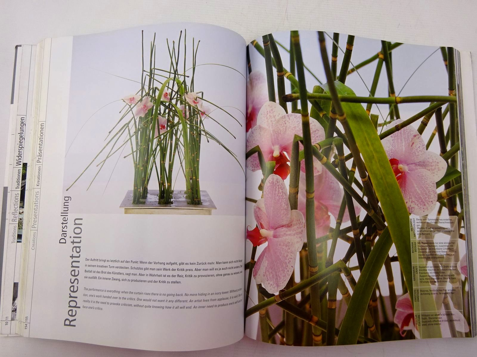 Photo of SOURCES OF CREATIVITY WAYS TO INSPIRATIONS written by Lersch, Gregor published by Floraldesign Edition (STOCK CODE: 2129026)  for sale by Stella & Rose's Books