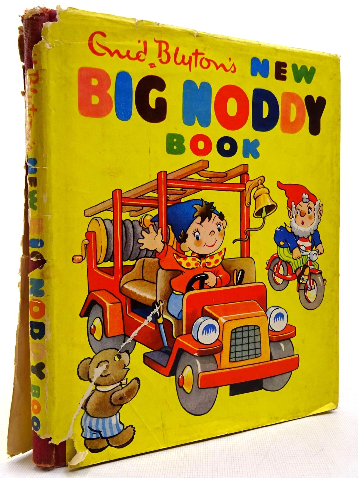 Photo of THE NEW BIG NODDY BOOK written by Blyton, Enid published by Sampson Low, Marston & Co. Ltd., Dennis Dobson (STOCK CODE: 2129030)  for sale by Stella & Rose's Books