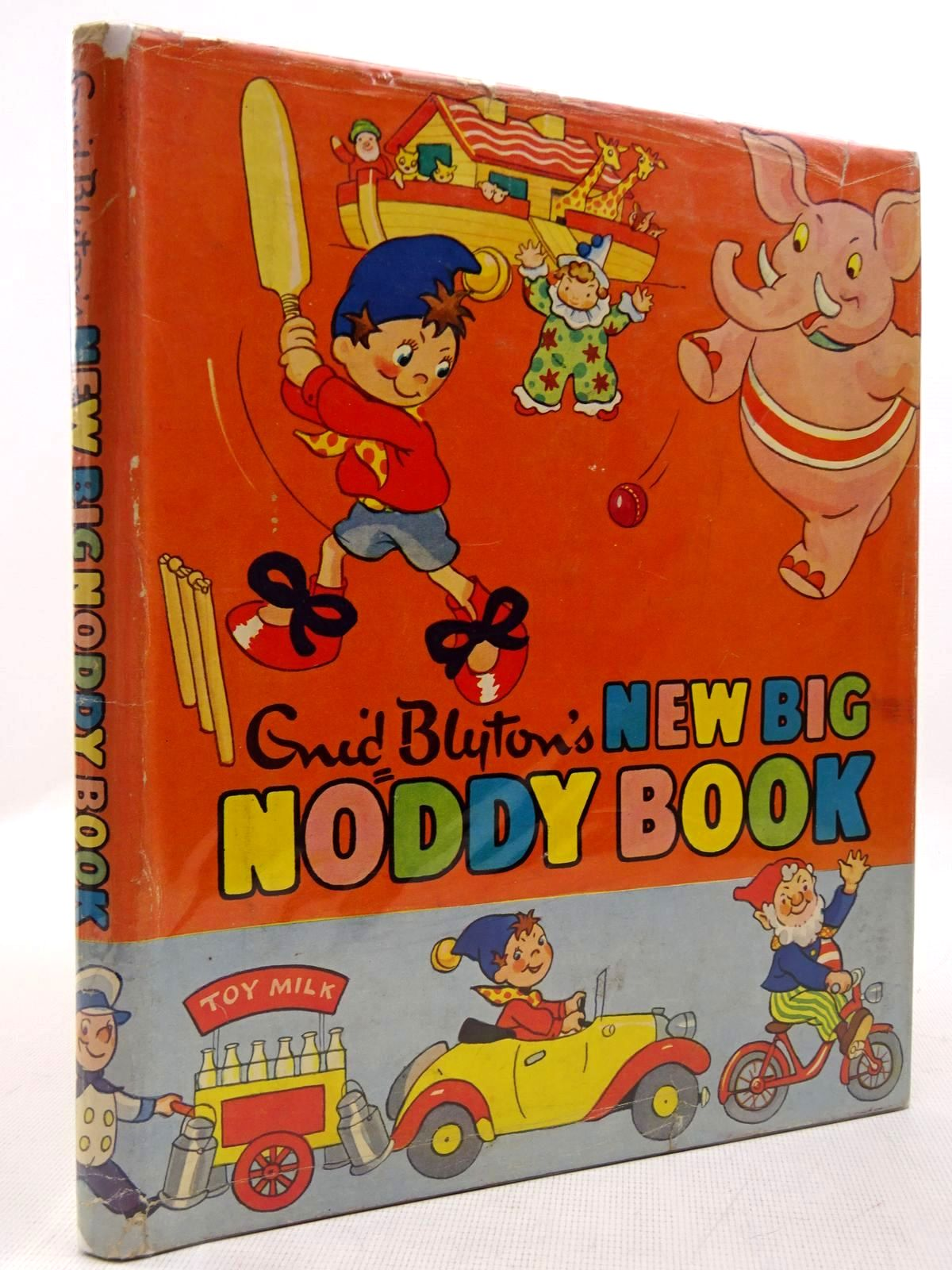 Photo of THE NEW BIG NODDY BOOK- Stock Number: 2129031