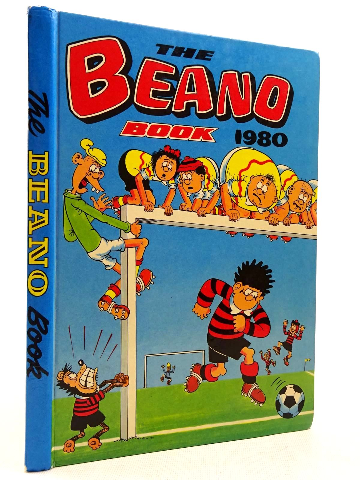 Photo of THE BEANO BOOK 1980 published by D.C. Thomson & Co Ltd. (STOCK CODE: 2129032)  for sale by Stella & Rose's Books