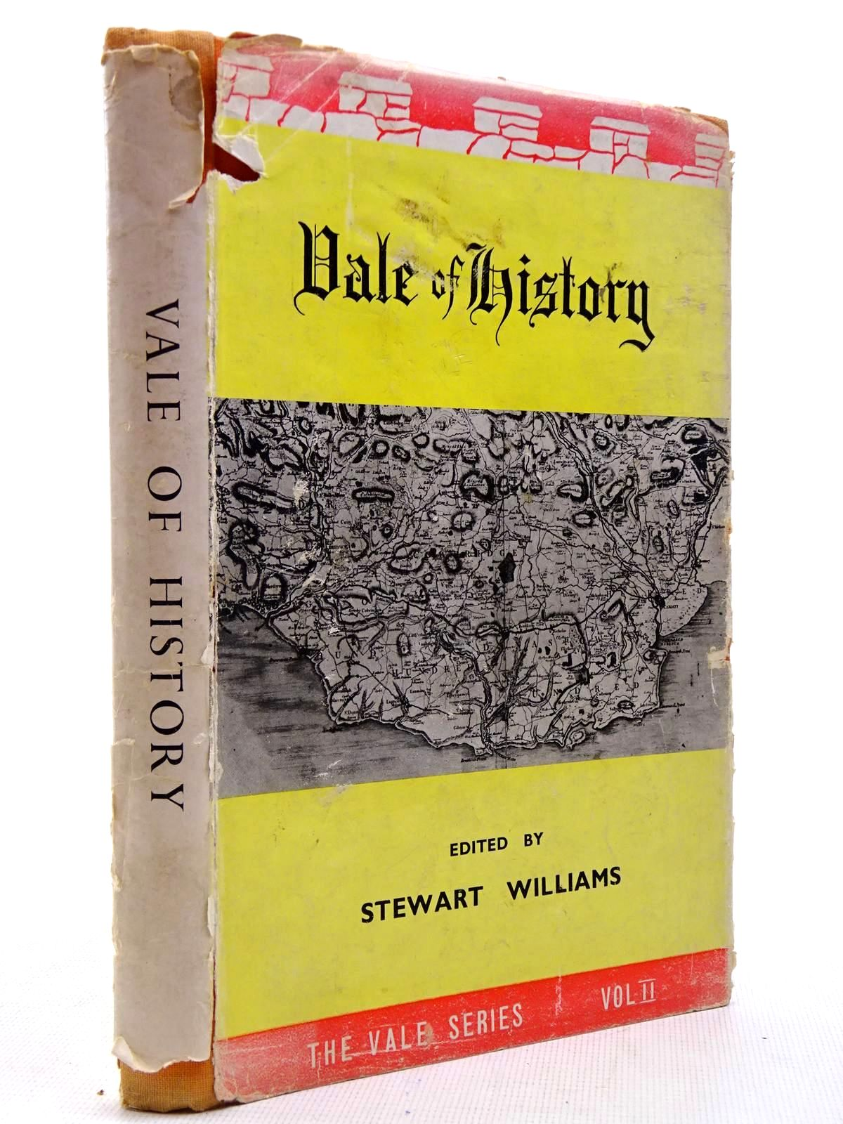 Photo of VALE OF HISTORY written by Williams, Stewart published by Stewart Williams (STOCK CODE: 2129048)  for sale by Stella & Rose's Books