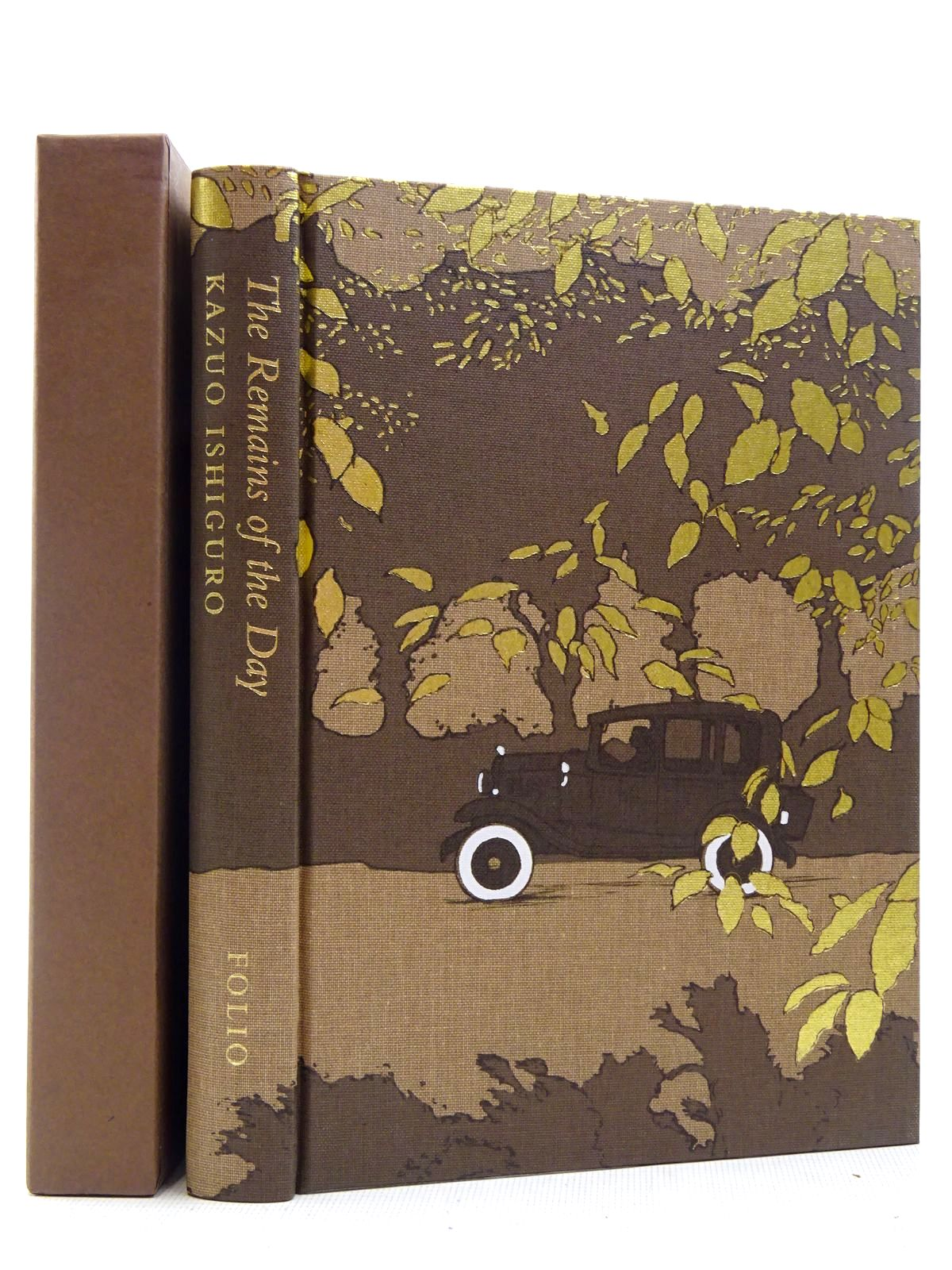 Photo of THE REMAINS OF THE DAY written by Ishiguro, Kazuo illustrated by Campbell-Notman, Finn published by Folio Society (STOCK CODE: 2129051)  for sale by Stella & Rose's Books