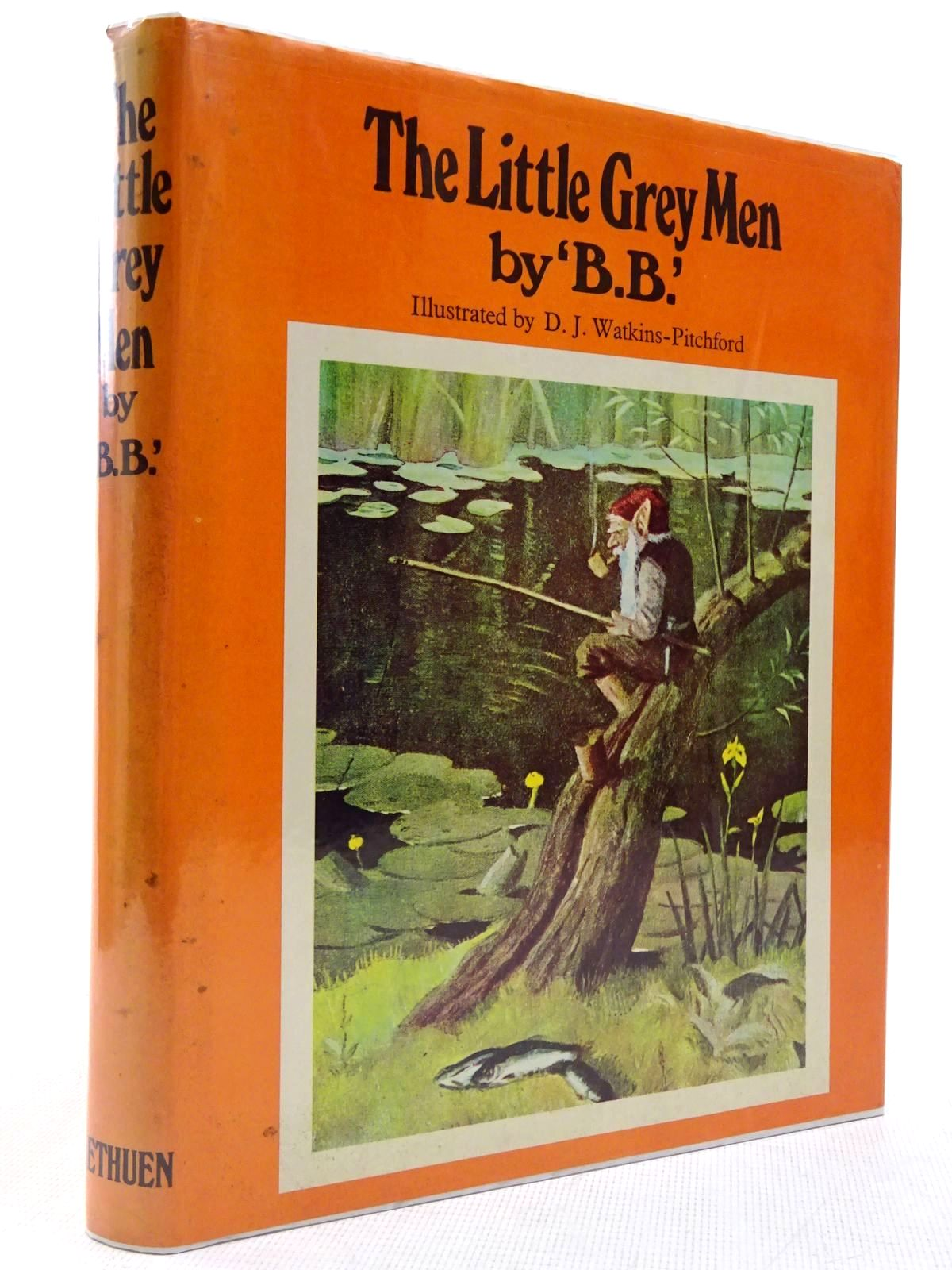 Photo of THE LITTLE GREY MEN written by BB,  illustrated by BB,  published by Methuen Children's Books (STOCK CODE: 2129094)  for sale by Stella & Rose's Books