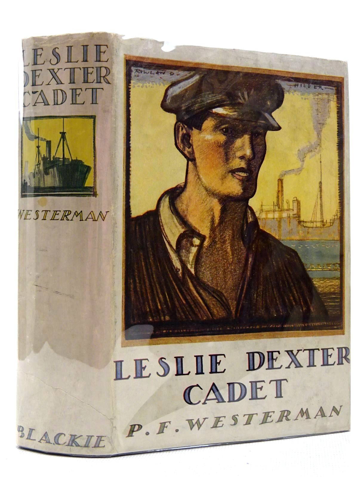 Photo of LESLIE DEXTER CADET written by Westerman, Percy F. illustrated by Hepple, Norman published by Blackie & Son Ltd. (STOCK CODE: 2129099)  for sale by Stella & Rose's Books