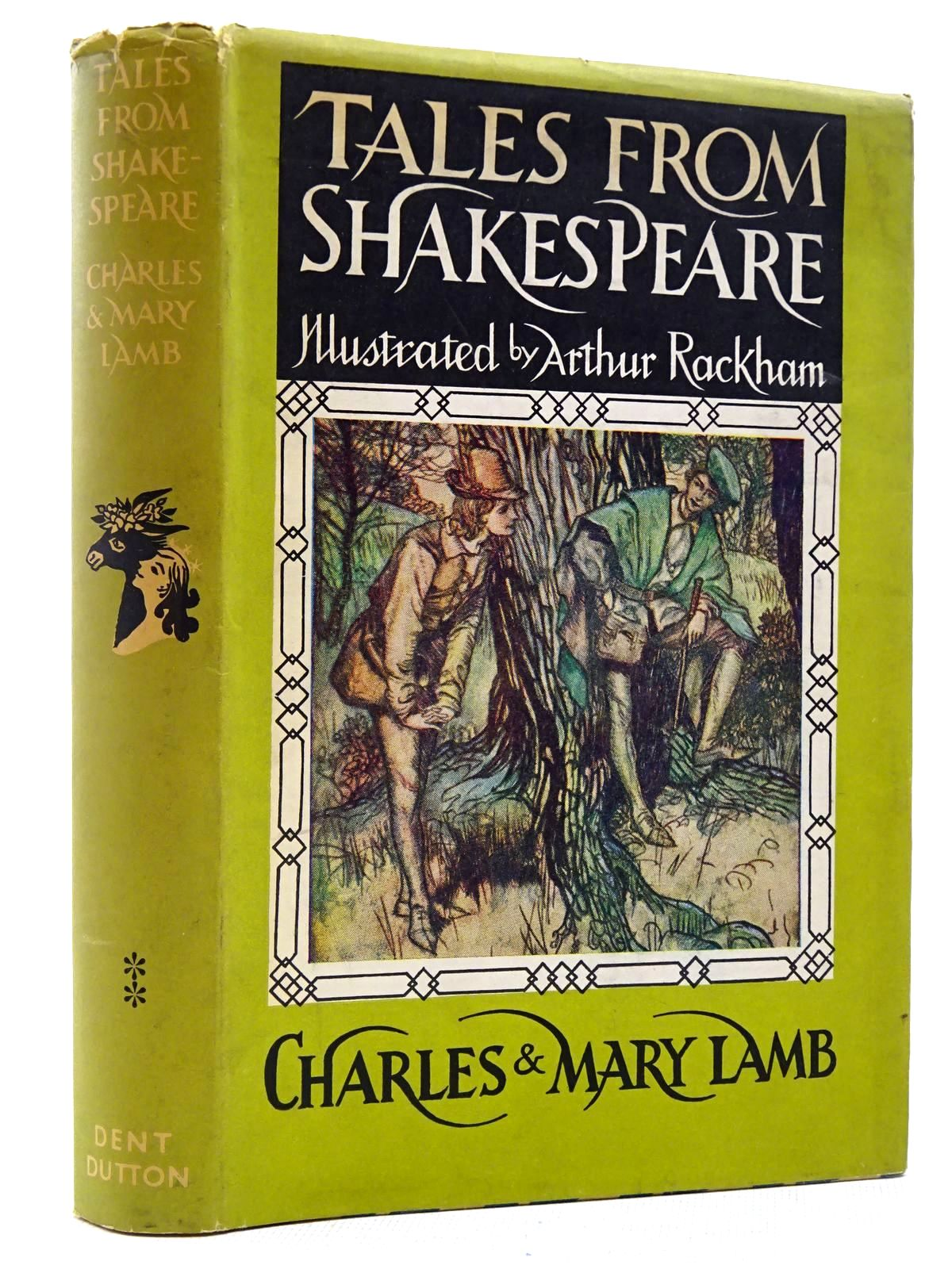 Photo of TALES FROM SHAKESPEARE written by Lamb, Charles<br />Lamb, Mary illustrated by Rackham, Arthur published by J.M. Dent & Sons Ltd. (STOCK CODE: 2129101)  for sale by Stella & Rose's Books