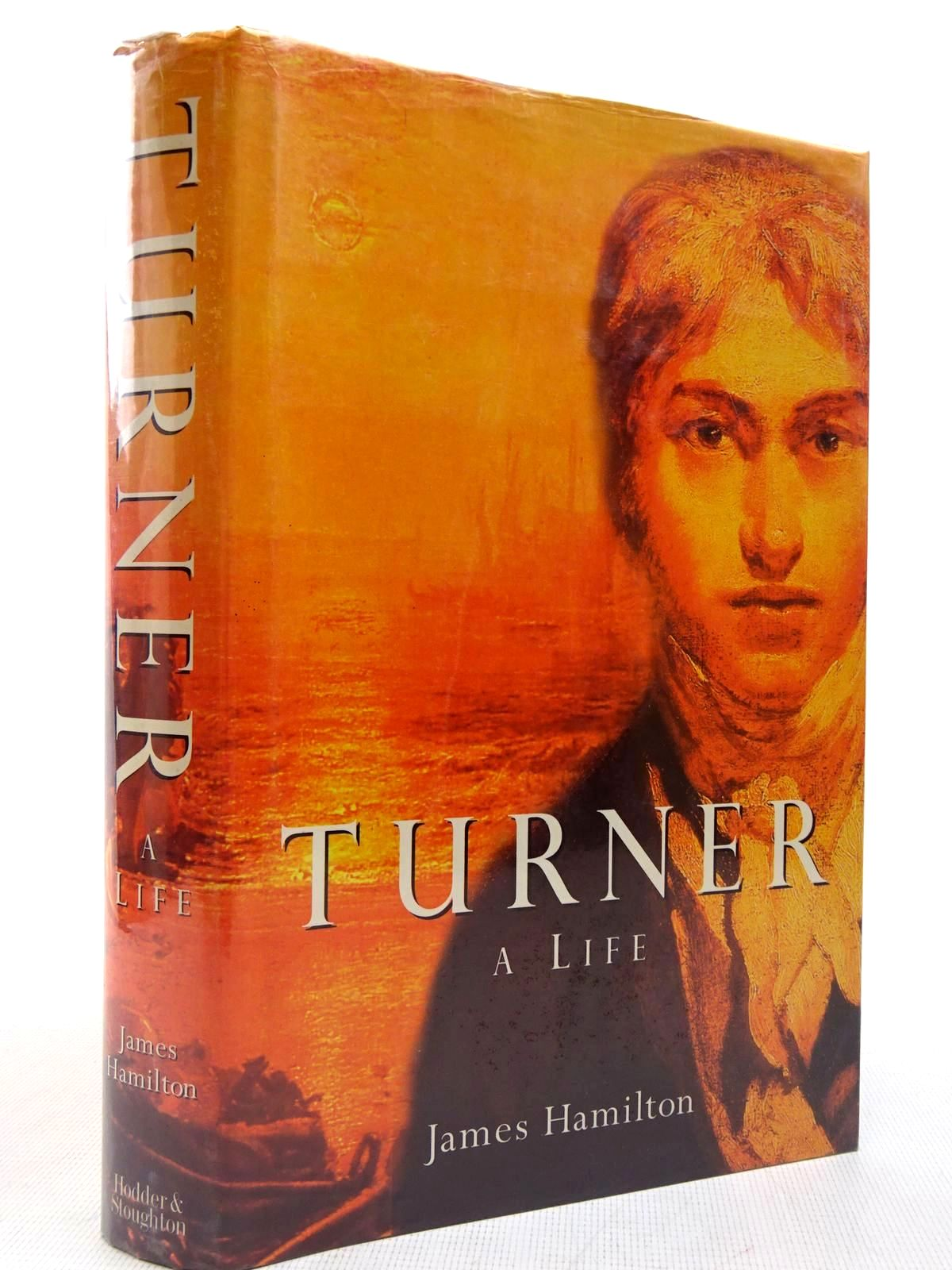 Photo of TURNER A LIFE written by Hamilton, James illustrated by Turner, J.M.W. published by Hodder & Stoughton (STOCK CODE: 2129113)  for sale by Stella & Rose's Books