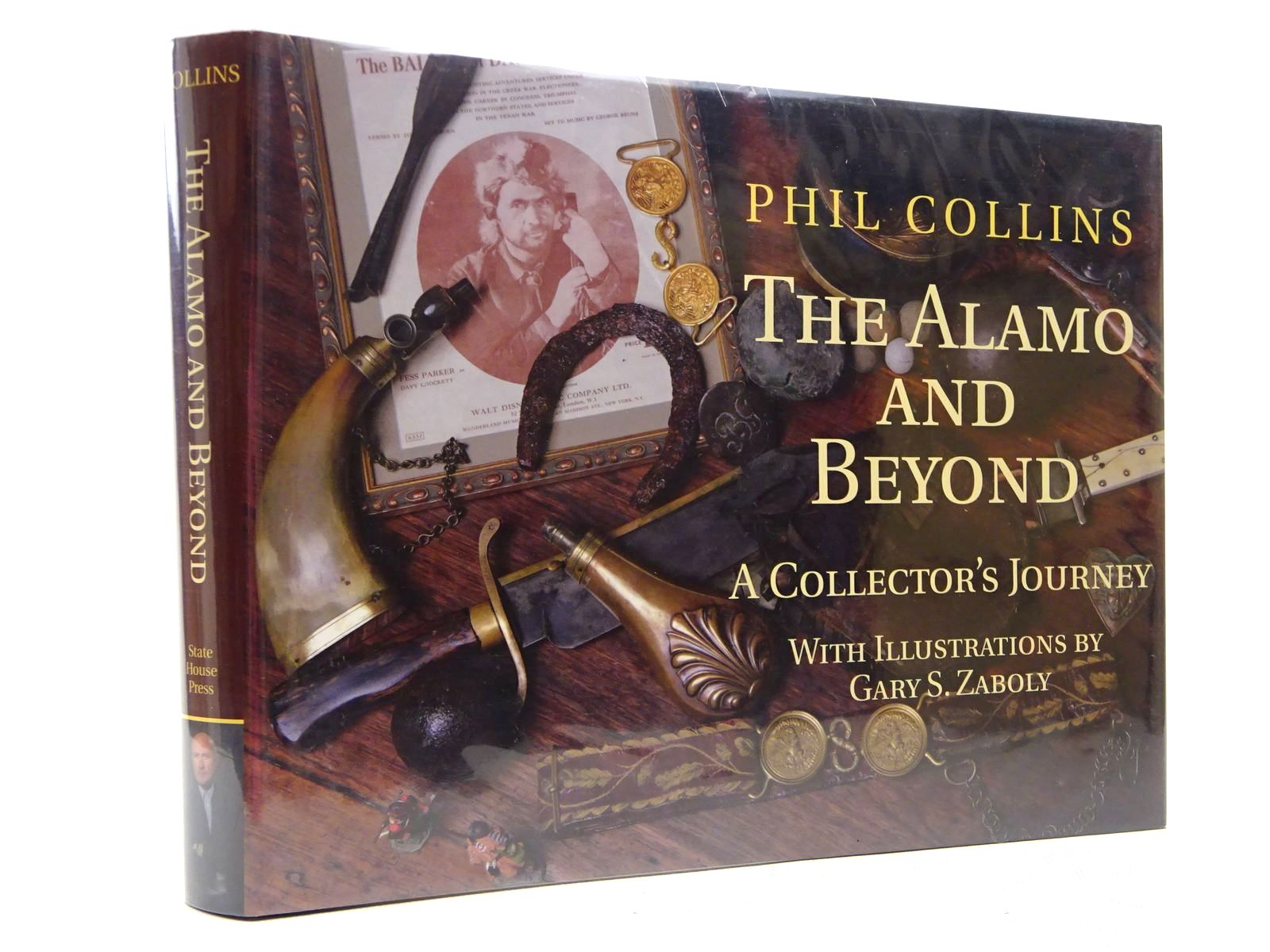 Photo of THE ALAMO AND BEYOND A COLLECTOR'S JOURNEY- Stock Number: 2129121