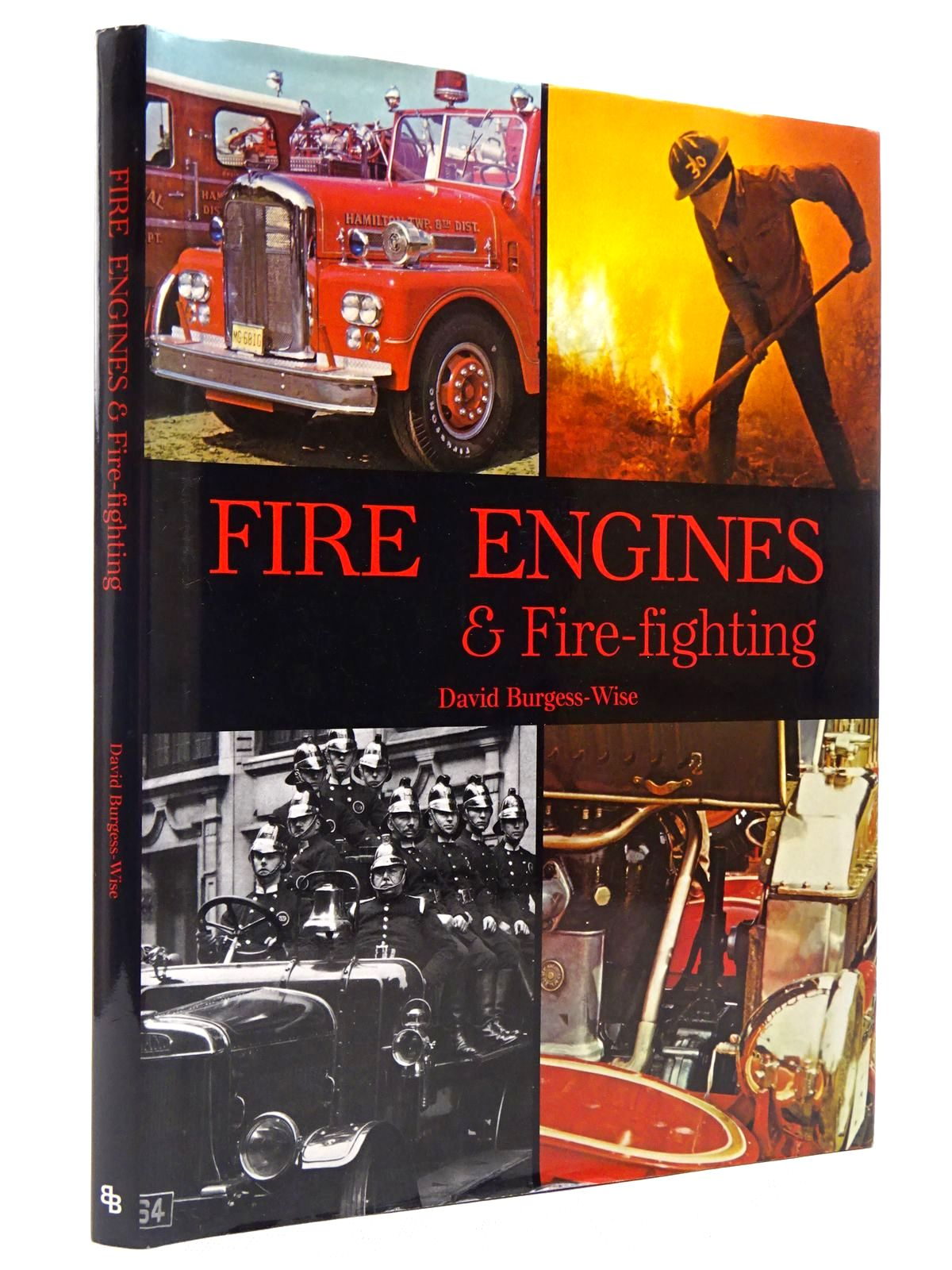 Photo of FIRE ENGINES & FIRE-FIGHTING written by Burgess-Wise, David published by Bounty Books (STOCK CODE: 2129136)  for sale by Stella & Rose's Books