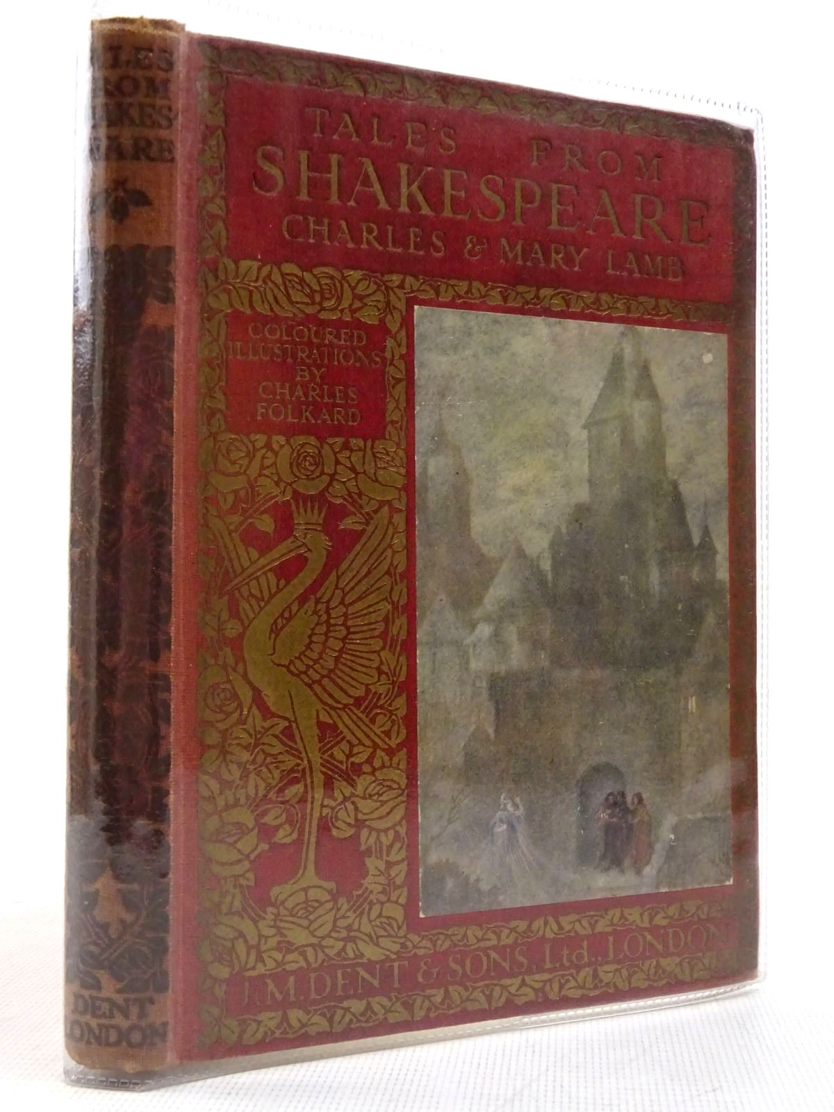 Photo of TALES FROM SHAKESPEARE written by Lamb, Charles<br />Lamb, Mary<br />Shakespeare, William illustrated by Folkard, Charles published by J.M. Dent & Sons Ltd., E.P. Dutton & Co. Inc. (STOCK CODE: 2129161)  for sale by Stella & Rose's Books