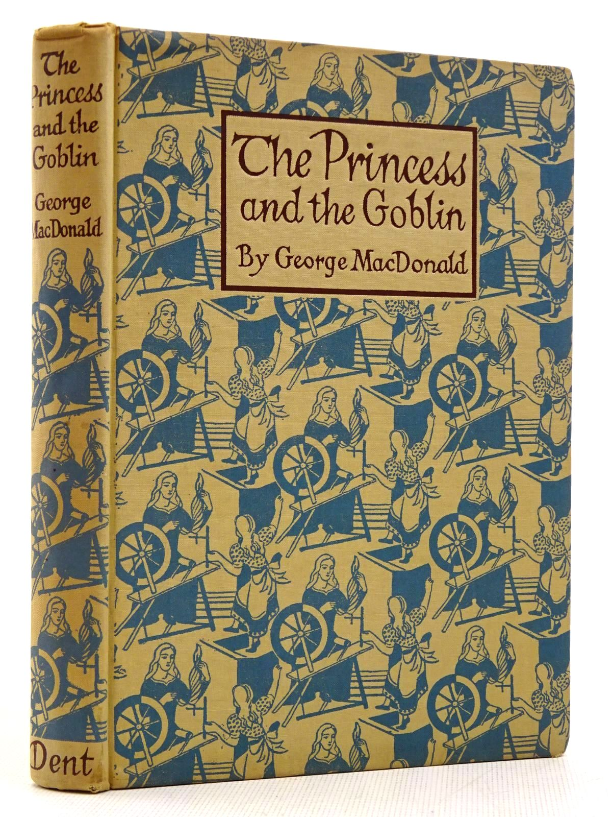 Photo of THE PRINCESS AND THE GOBLIN written by MacDonald, George illustrated by Folkard, Charles published by J.M. Dent & Sons Ltd. (STOCK CODE: 2129163)  for sale by Stella & Rose's Books