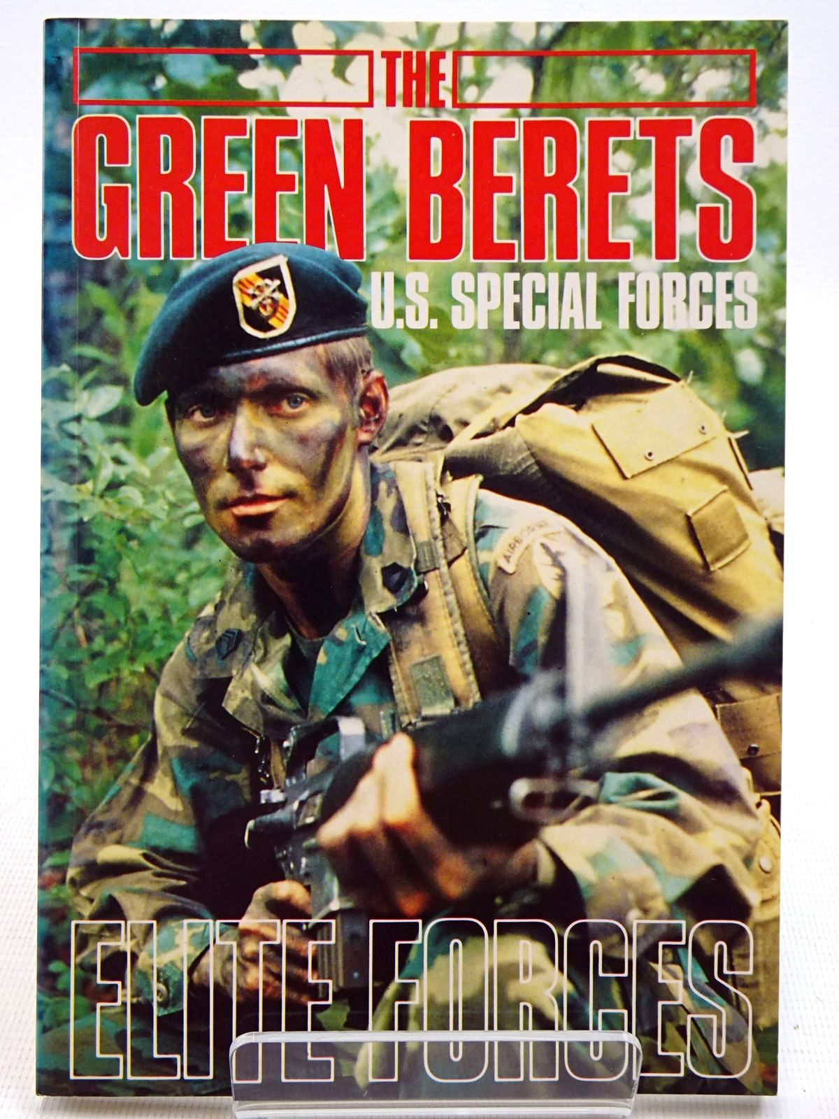 Photo of THE GREEN BERETS U.S. SPECIAL FORCES written by Brown, Ashley<br />et al, published by Orbis Publishing (STOCK CODE: 2129180)  for sale by Stella & Rose's Books