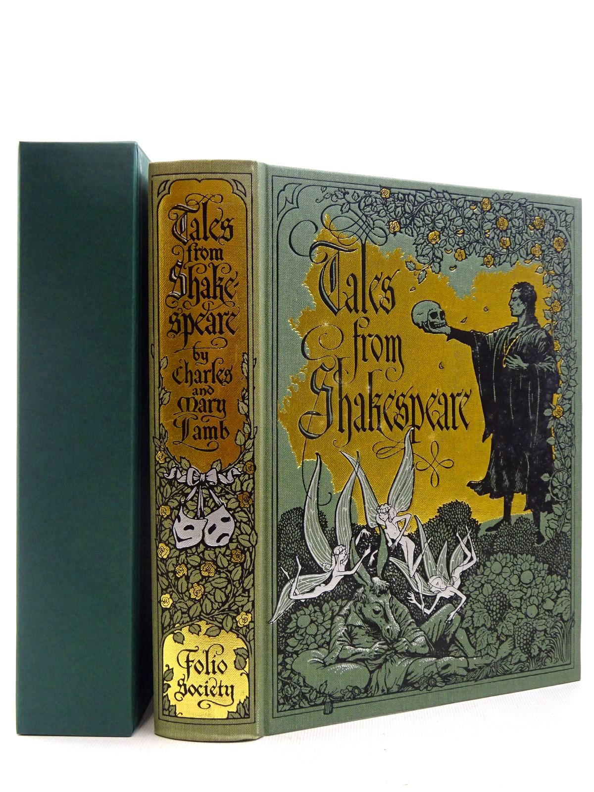 Photo of TALES FROM SHAKESPEARE written by Shakespeare, William<br />Lamb, Charles<br />Lamb, Mary illustrated by Maclise, Daniel<br />Fuseli, Henry<br />et al., published by Folio Society (STOCK CODE: 2129253)  for sale by Stella & Rose's Books
