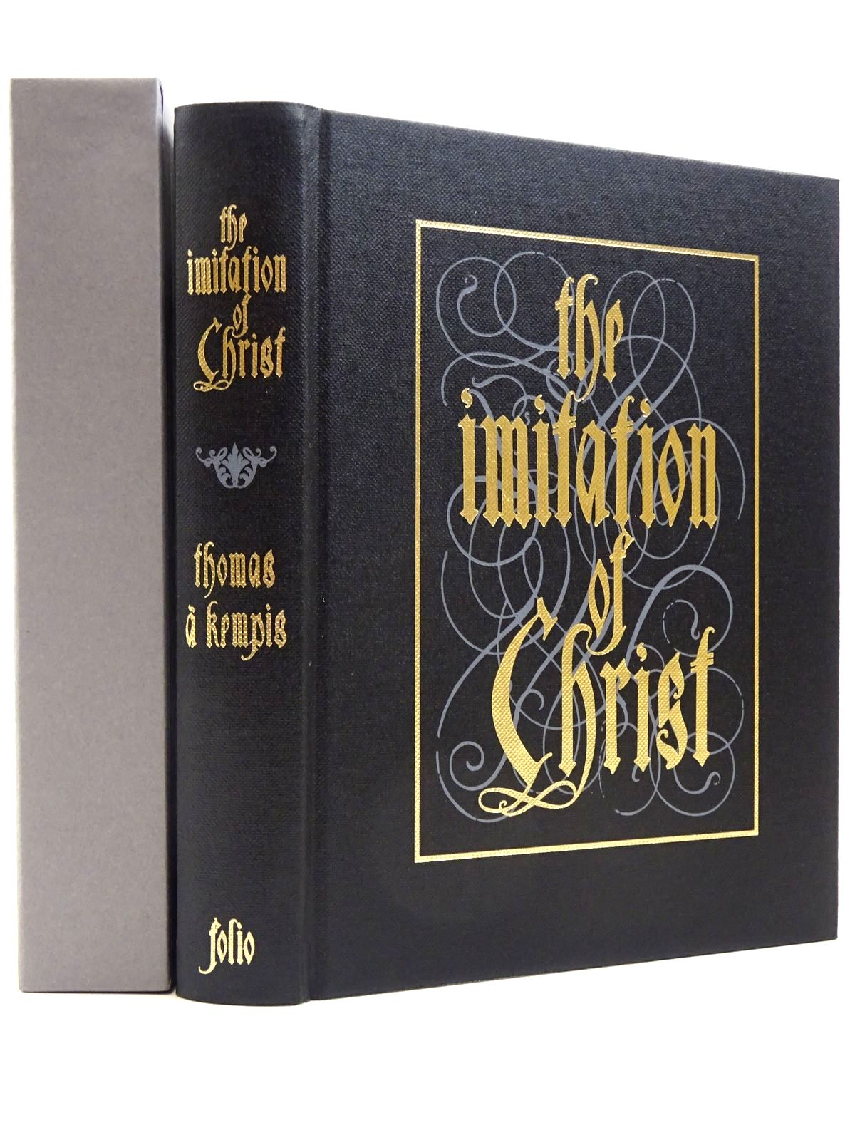 Photo of THE IMITATION OF CHRIST written by Kempis, Thomas A. published by Folio Society (STOCK CODE: 2129293)  for sale by Stella & Rose's Books