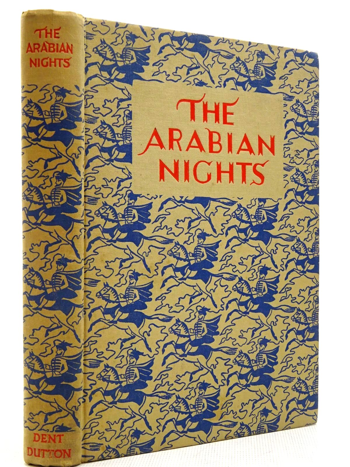 Photo of FAIRY TALES FROM THE ARABIAN NIGHTS written by Dixon, E. illustrated by Kiddell-Monroe, Joan published by J.M. Dent & Sons Ltd. (STOCK CODE: 2129324)  for sale by Stella & Rose's Books