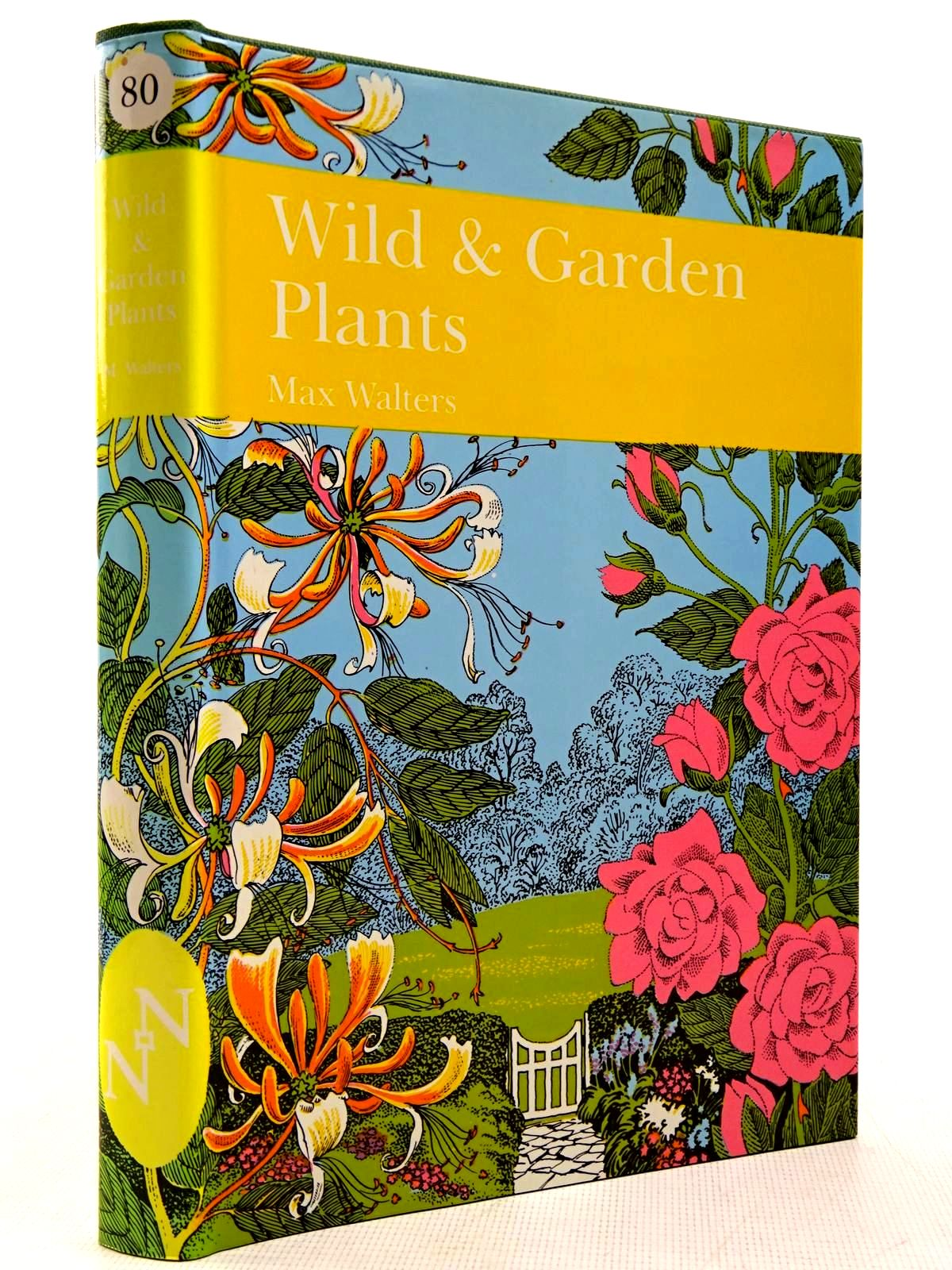 Photo of WILD & GARDEN PLANTS (NN 80)