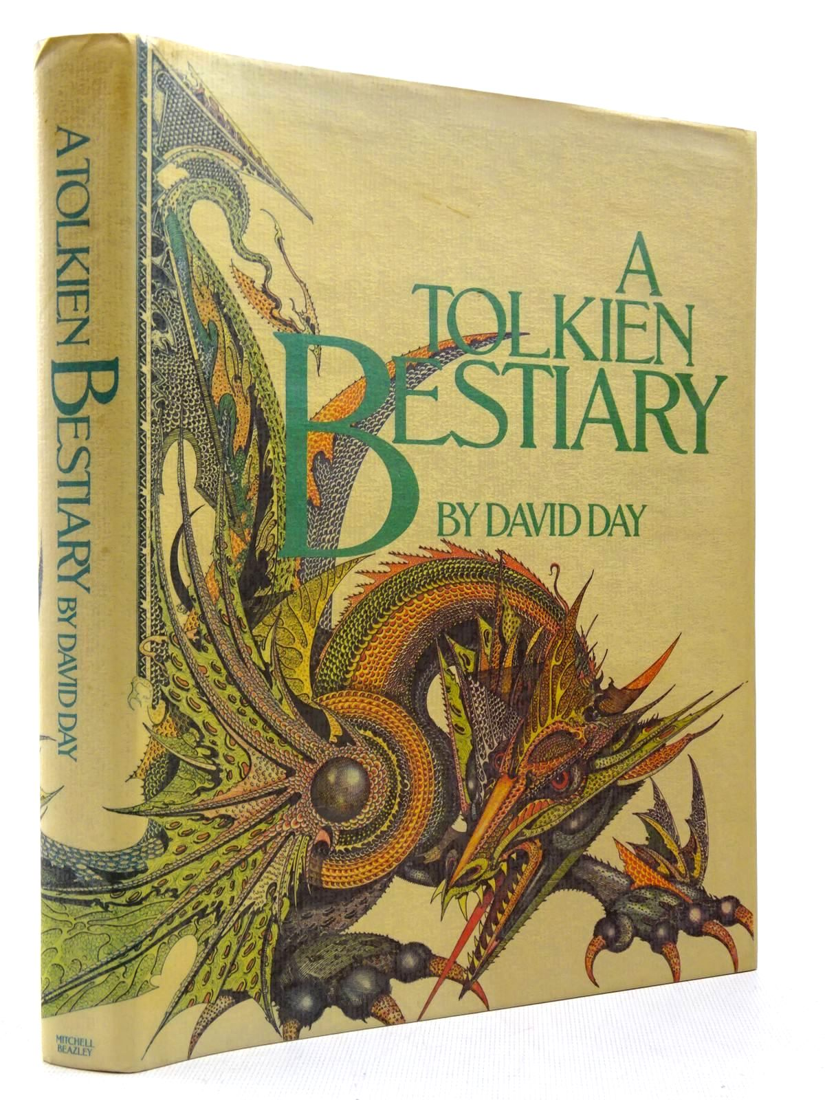 Photo of A TOLKIEN BESTIARY written by Day, David illustrated by Foreman, Michael<br />Ambrus, Victor<br />Postma, Lidia<br />et al.,  published by Mitchell Beazley (STOCK CODE: 2129341)  for sale by Stella & Rose's Books
