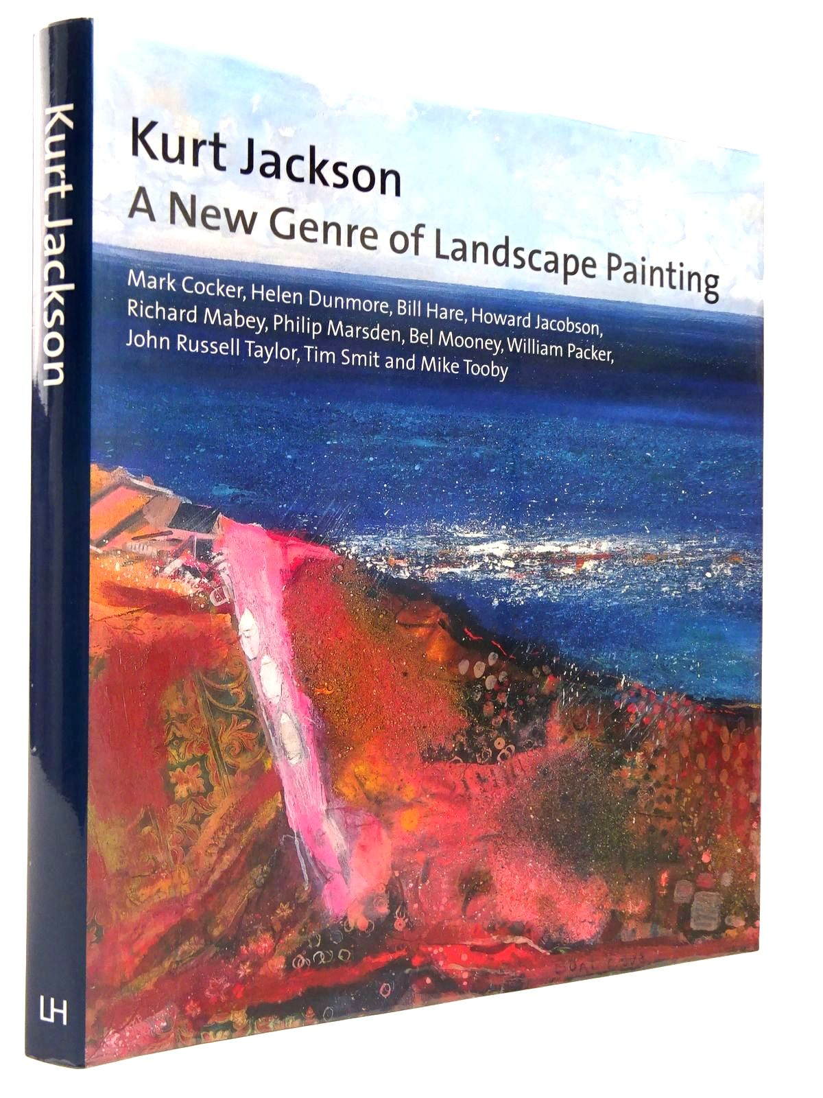 Photo of KURT JACKSON A NEW GENRE OF LANDSCAPE PAINTING written by Taylor, John Russell<br />Jacobson, Howard<br />Tooby, Mike<br />et al,  illustrated by Jackson, Kurt published by Lund Humphries (STOCK CODE: 2129417)  for sale by Stella & Rose's Books