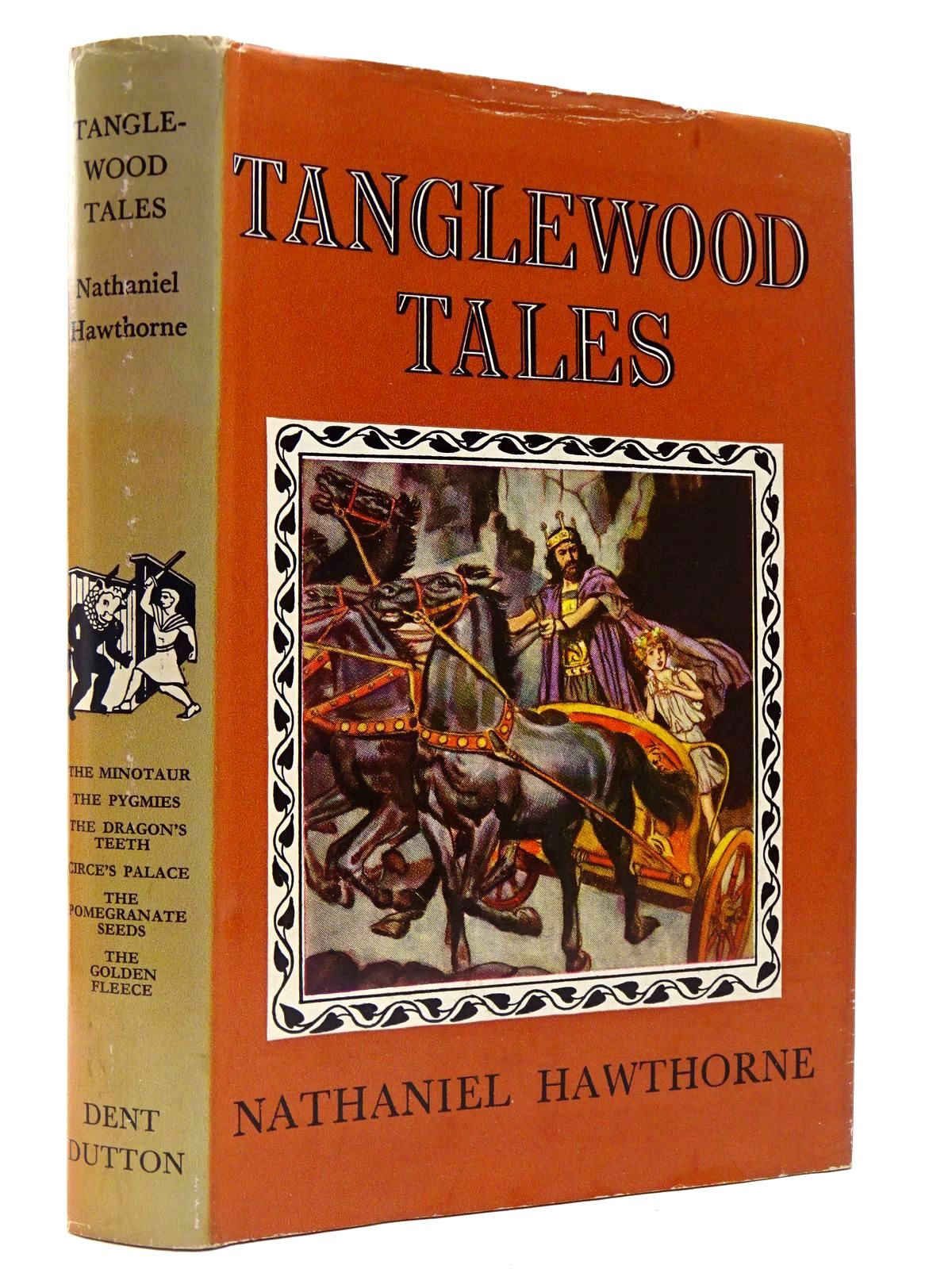Photo of TANGLEWOOD TALES written by Hawthorne, Nathaniel illustrated by Van Abbe, S. published by J.M. Dent & Sons Ltd. (STOCK CODE: 2129437)  for sale by Stella & Rose's Books