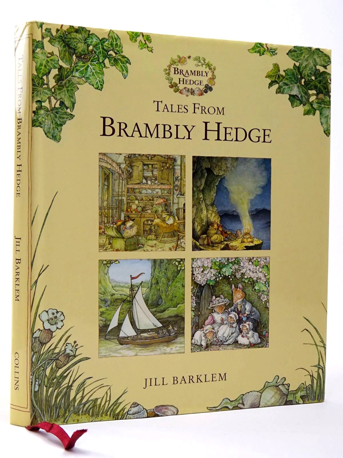 Photo of TALES FROM BRAMBLY HEDGE written by Barklem, Jill illustrated by Barklem, Jill published by Collins (STOCK CODE: 2129440)  for sale by Stella & Rose's Books