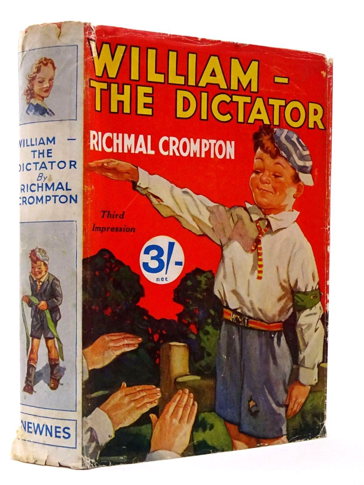 Photo of WILLIAM-THE DICTATOR- Stock Number: 2129475