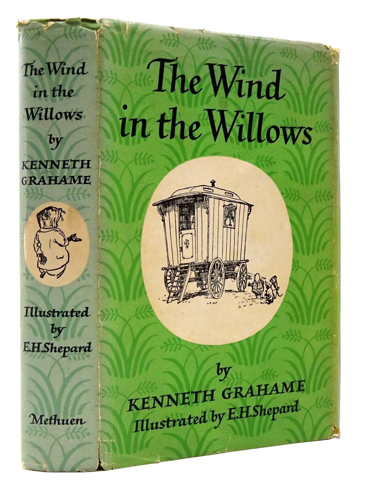 Photo of THE WIND IN THE WILLOWS