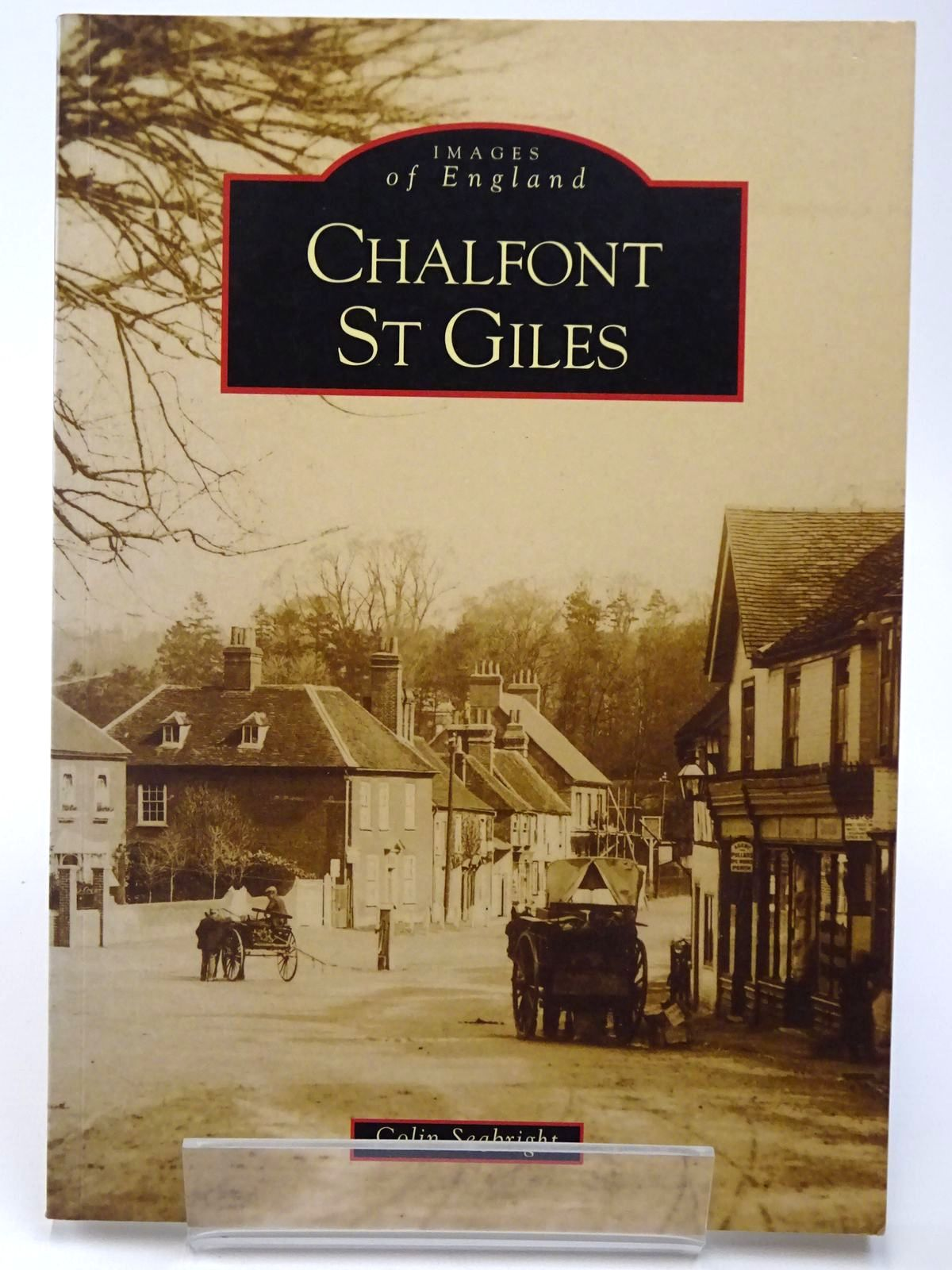 Photo of CHALFONT ST GILES written by Seabright, Colin published by Tempus (STOCK CODE: 2129537)  for sale by Stella & Rose's Books
