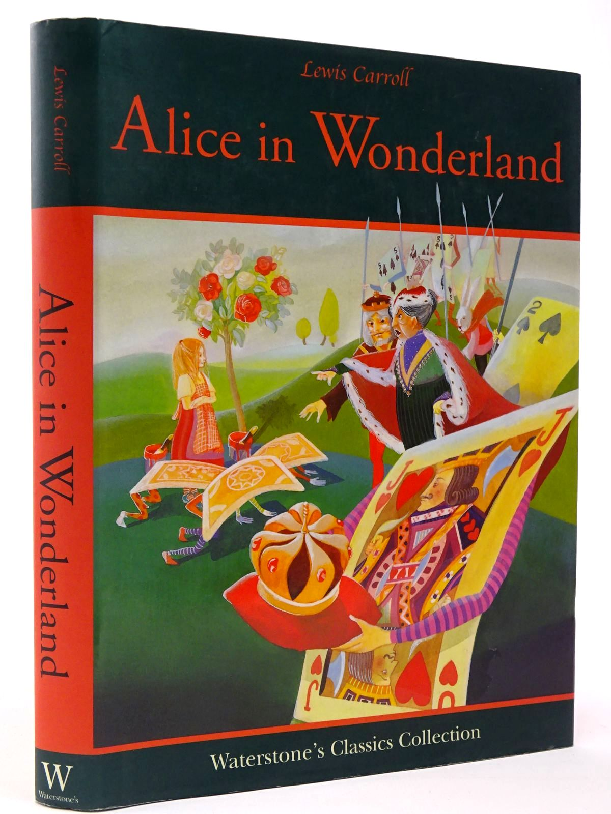 Photo of ALICE IN WONDERLAND AND THE HUNTING OF THE SNARK written by Carroll, Lewis illustrated by Ratto, Cinzia published by Templar Publishing (STOCK CODE: 2129549)  for sale by Stella & Rose's Books