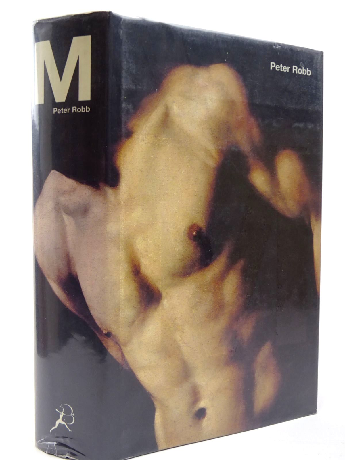 Photo of M written by Robb, Peter illustrated by Caravaggio,  published by Bloomsbury (STOCK CODE: 2129562)  for sale by Stella & Rose's Books