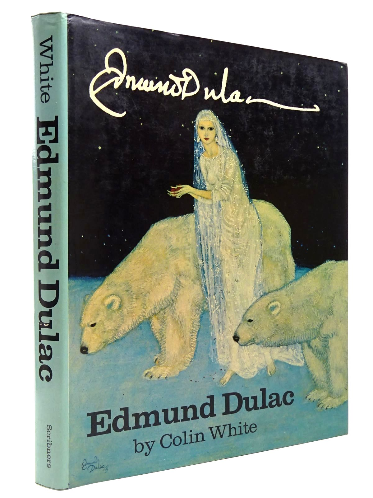 Photo of EDMUND DULAC written by White, Colin illustrated by Dulac, Edmund published by Charles Scribner's Sons (STOCK CODE: 2129627)  for sale by Stella & Rose's Books