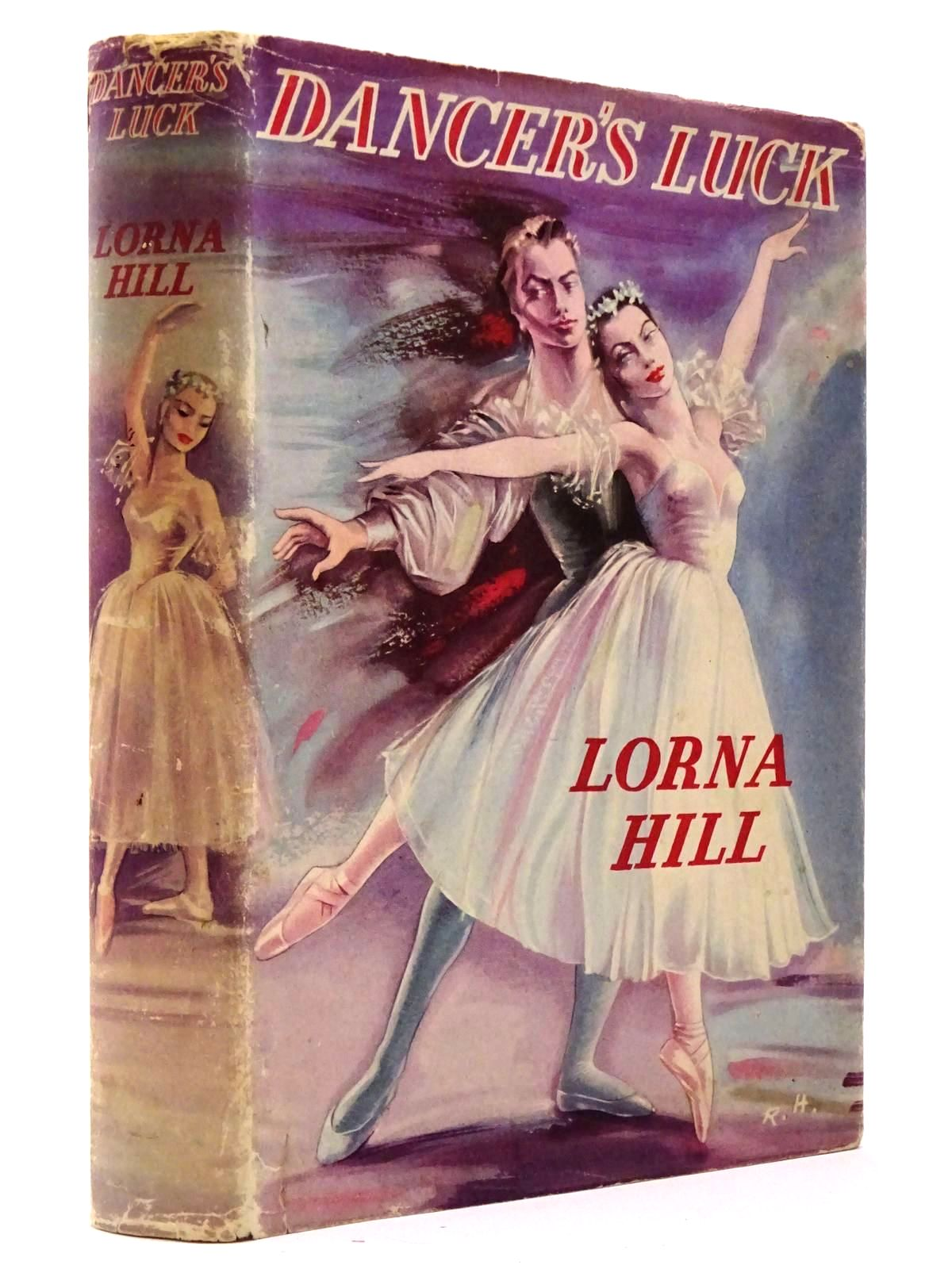 Photo of DANCER'S LUCK written by Hill, Lorna illustrated by Verity, Esme published by The Children's Book Club (STOCK CODE: 2129653)  for sale by Stella & Rose's Books